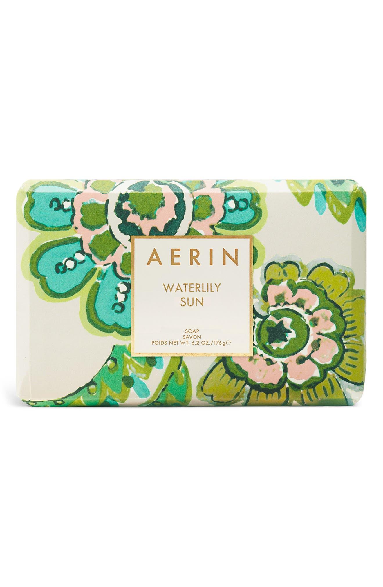 AERIN Beauty Waterlily Sun Soap