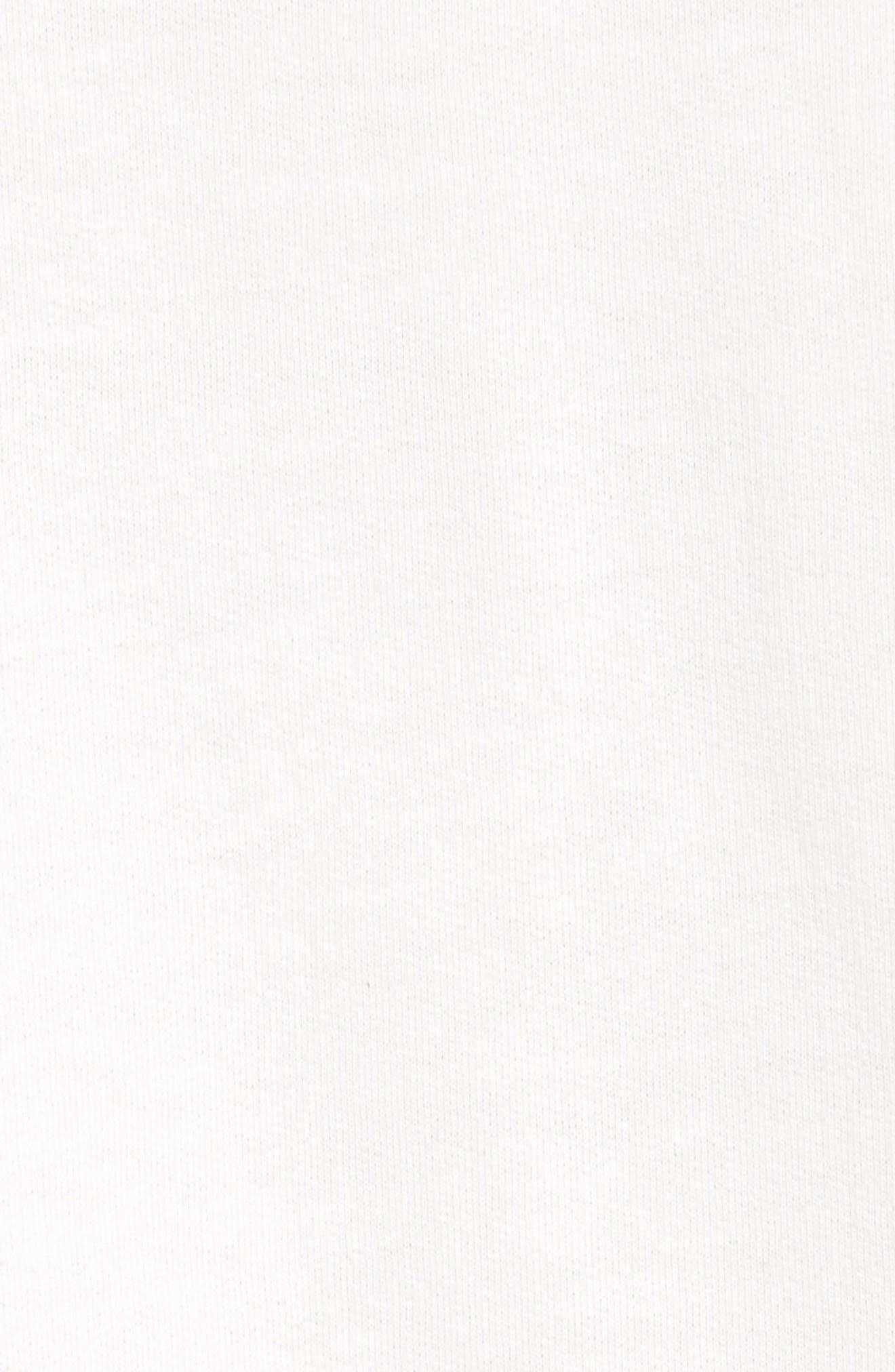 Alternate Image 5  - Treasure & Bond Side Slit Pullover