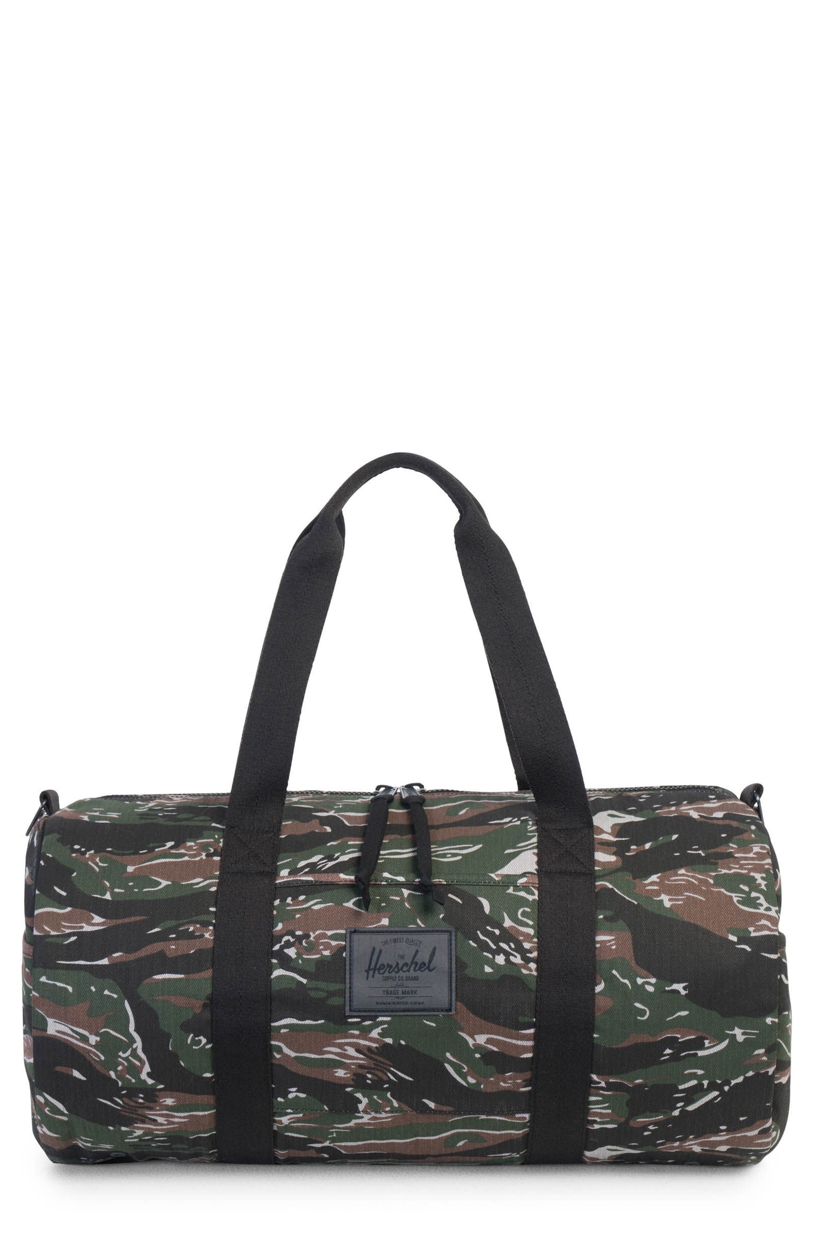 Alternate Image 1 Selected - Herschel Supply Co. Sutton Surplus Duffel Bag