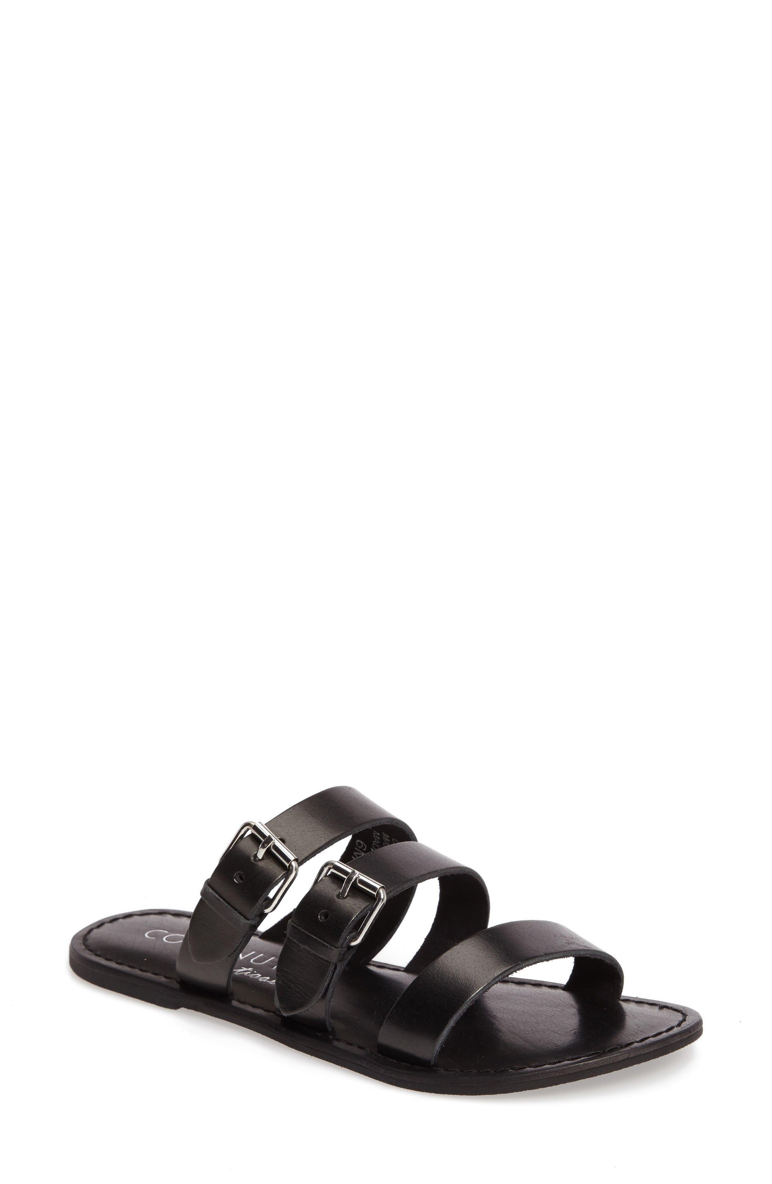Alternate Image 1 Selected - Matisse Wisp Slide Sandal (Women)