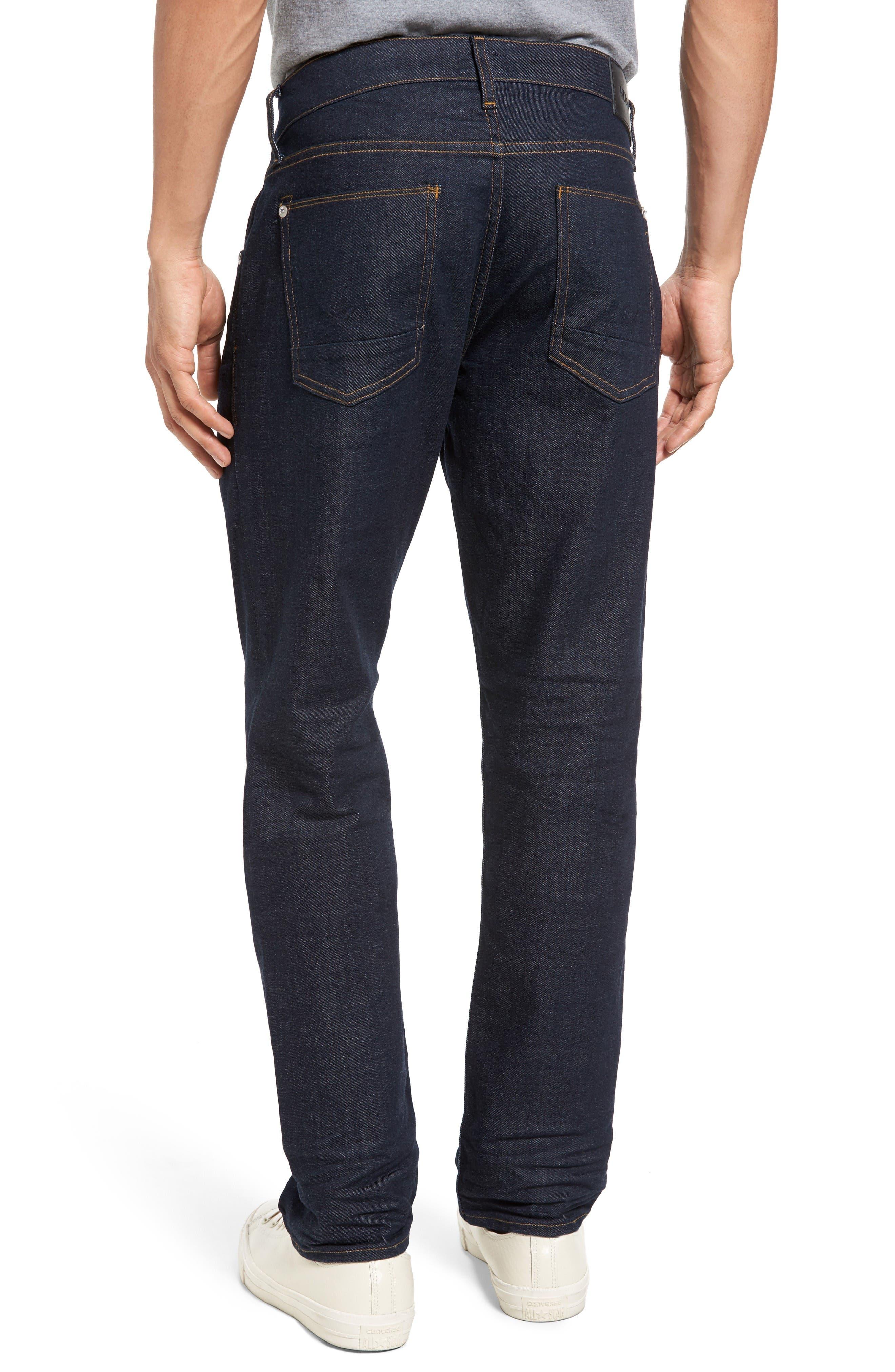Alternate Image 2  - Hudson Jeans Blake Slim Fit Jeans (Anonymous)