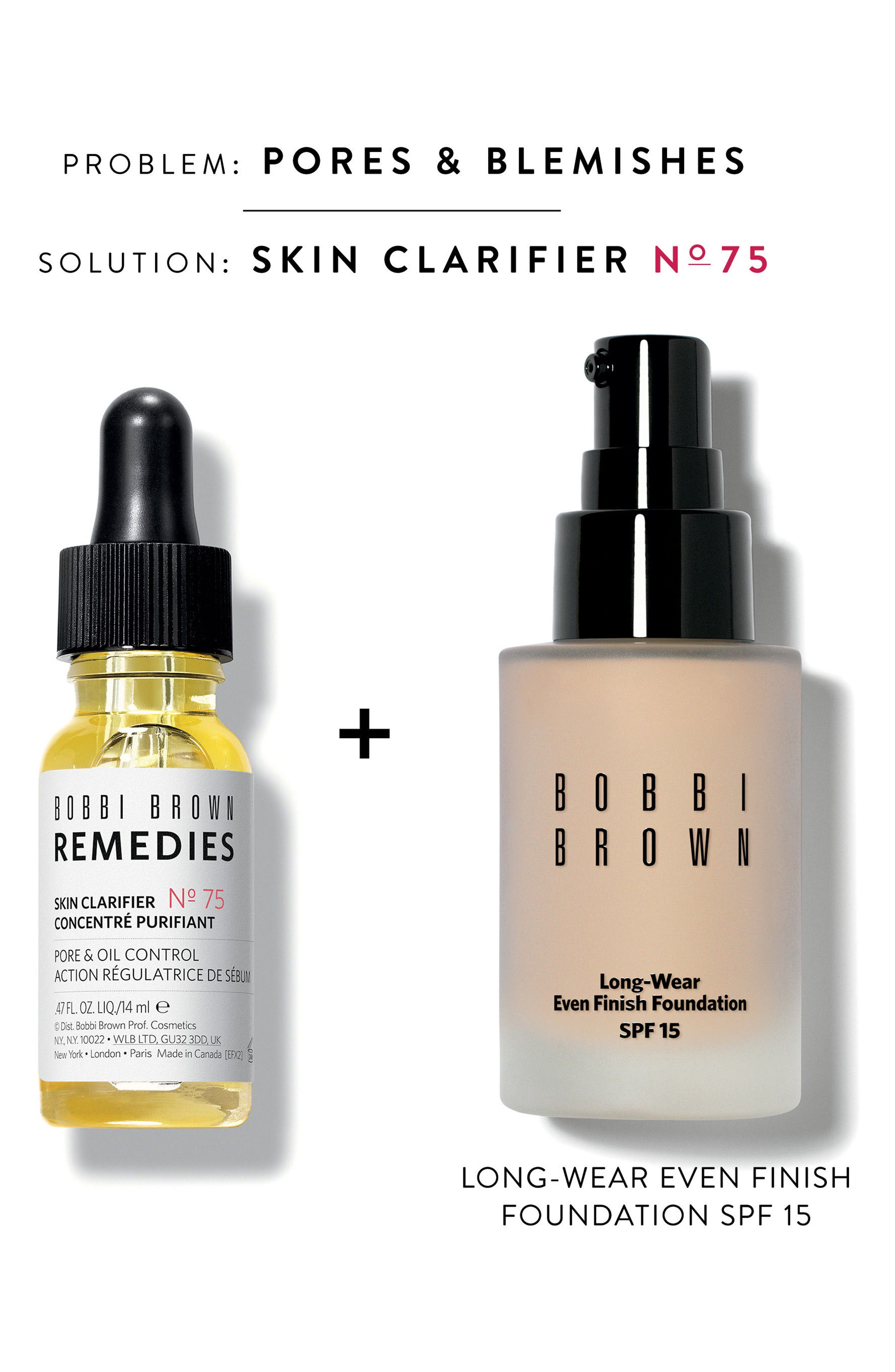 Alternate Image 3  - Bobbi Brown Remedies Skin Clarifier Pore & Oil Control