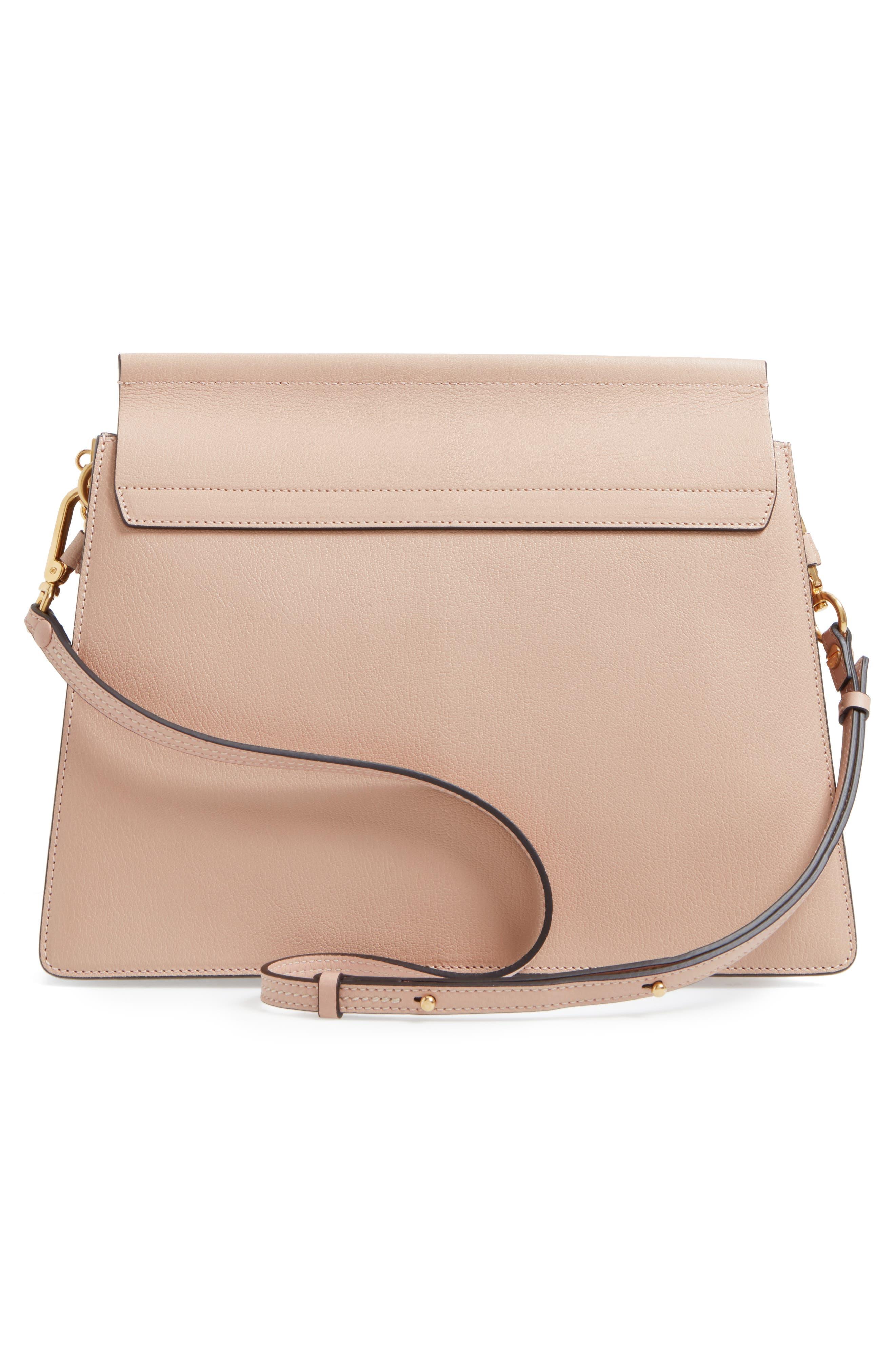 Alternate Image 3  - Chloé Faye Goatskin Leather Shoulder Bag