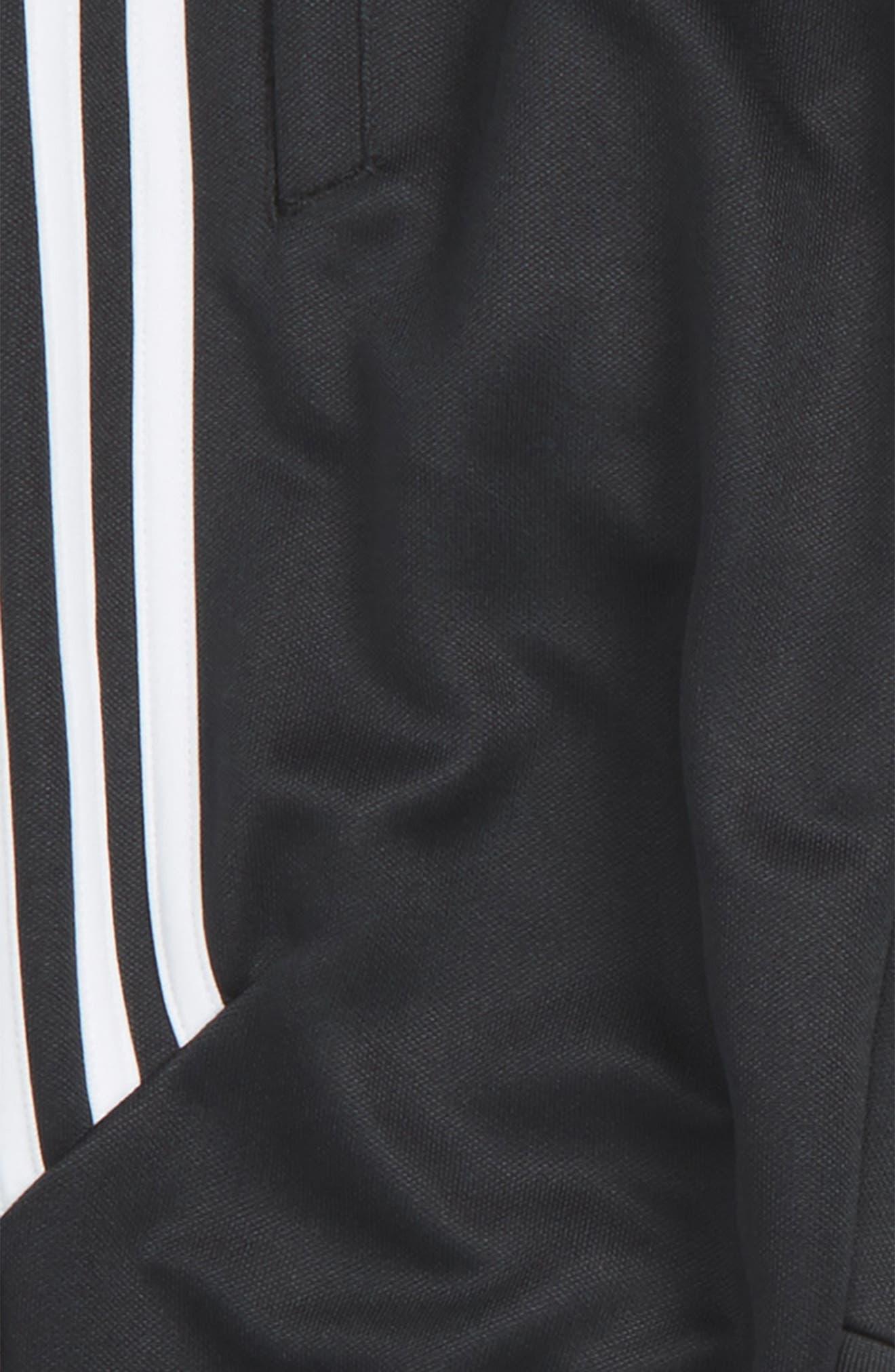 Tiro 17 Training Pants,                             Alternate thumbnail 2, color,                             Dark Grey/ White/ White