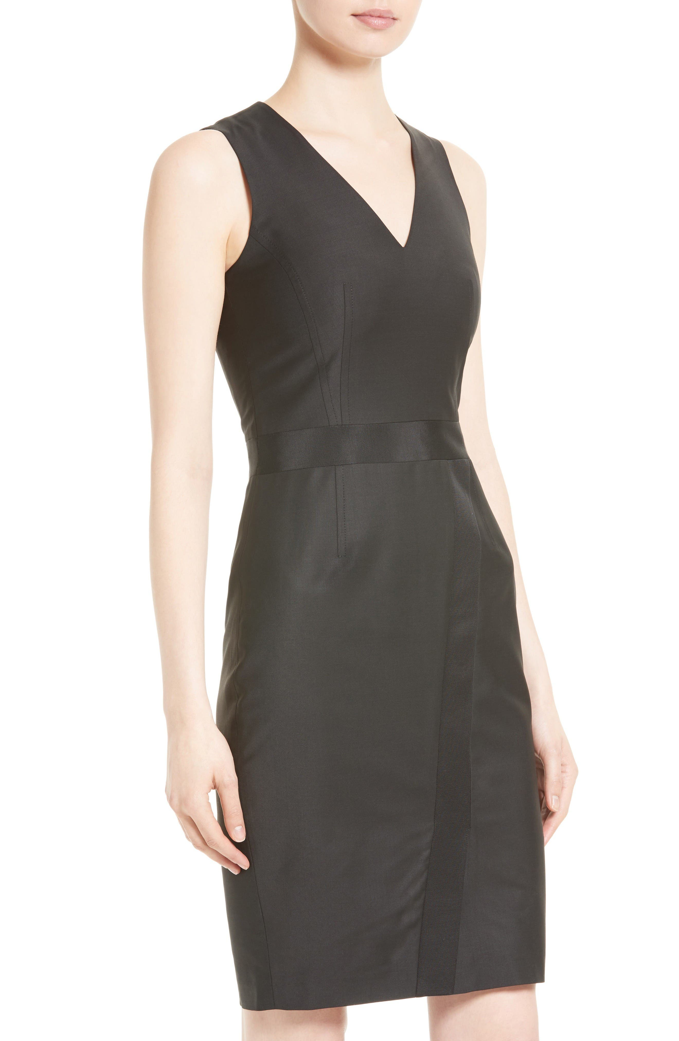 Alternate Image 4  - Ted Baker London Tiornad Sheath Dress