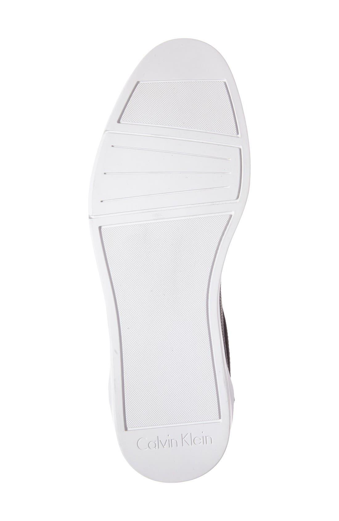 Alternate Image 4  - Calvin Klein Balin Sneaker (Men)
