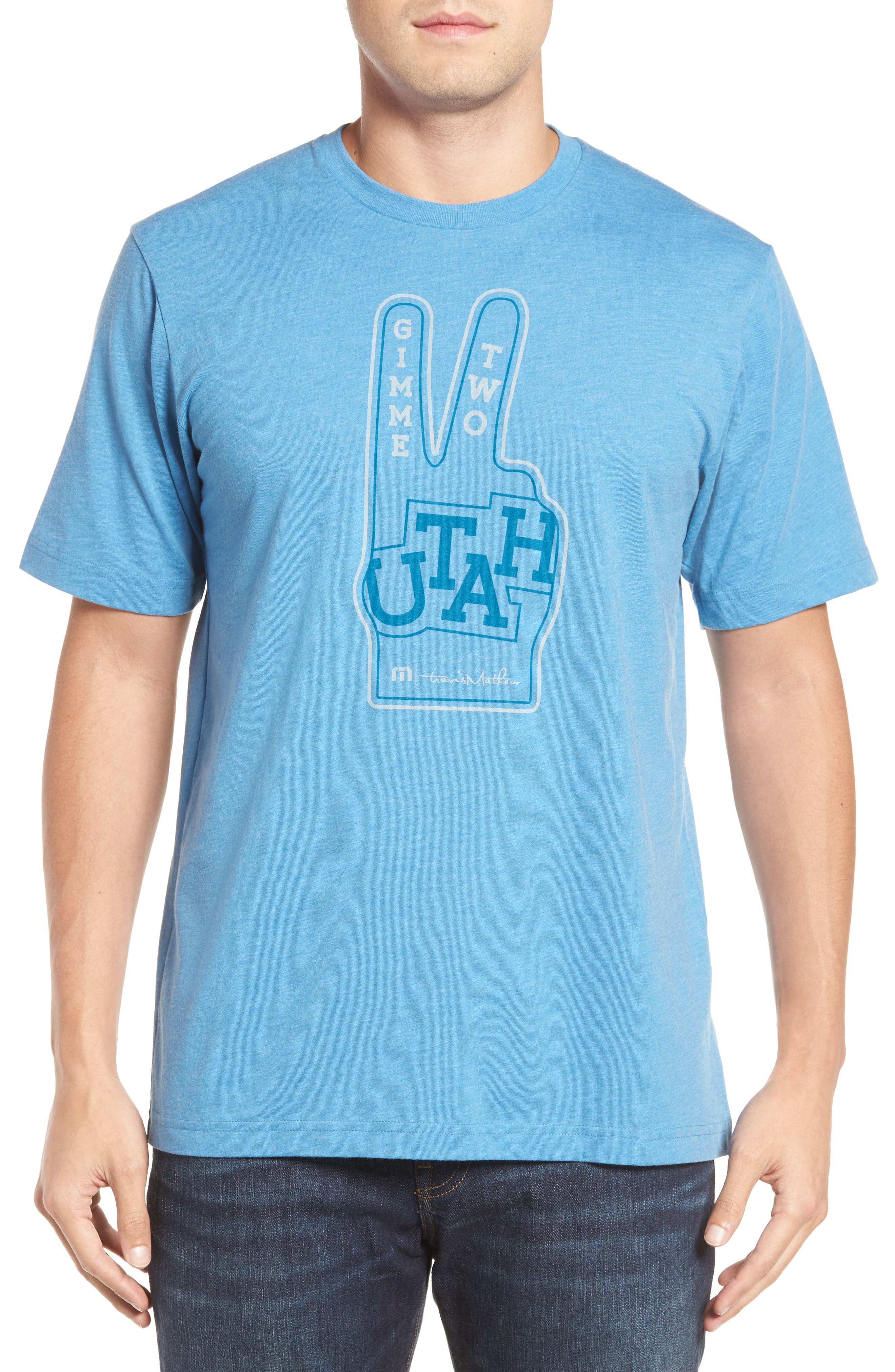 Main Image - Travis Mathew Utah T-Shirt