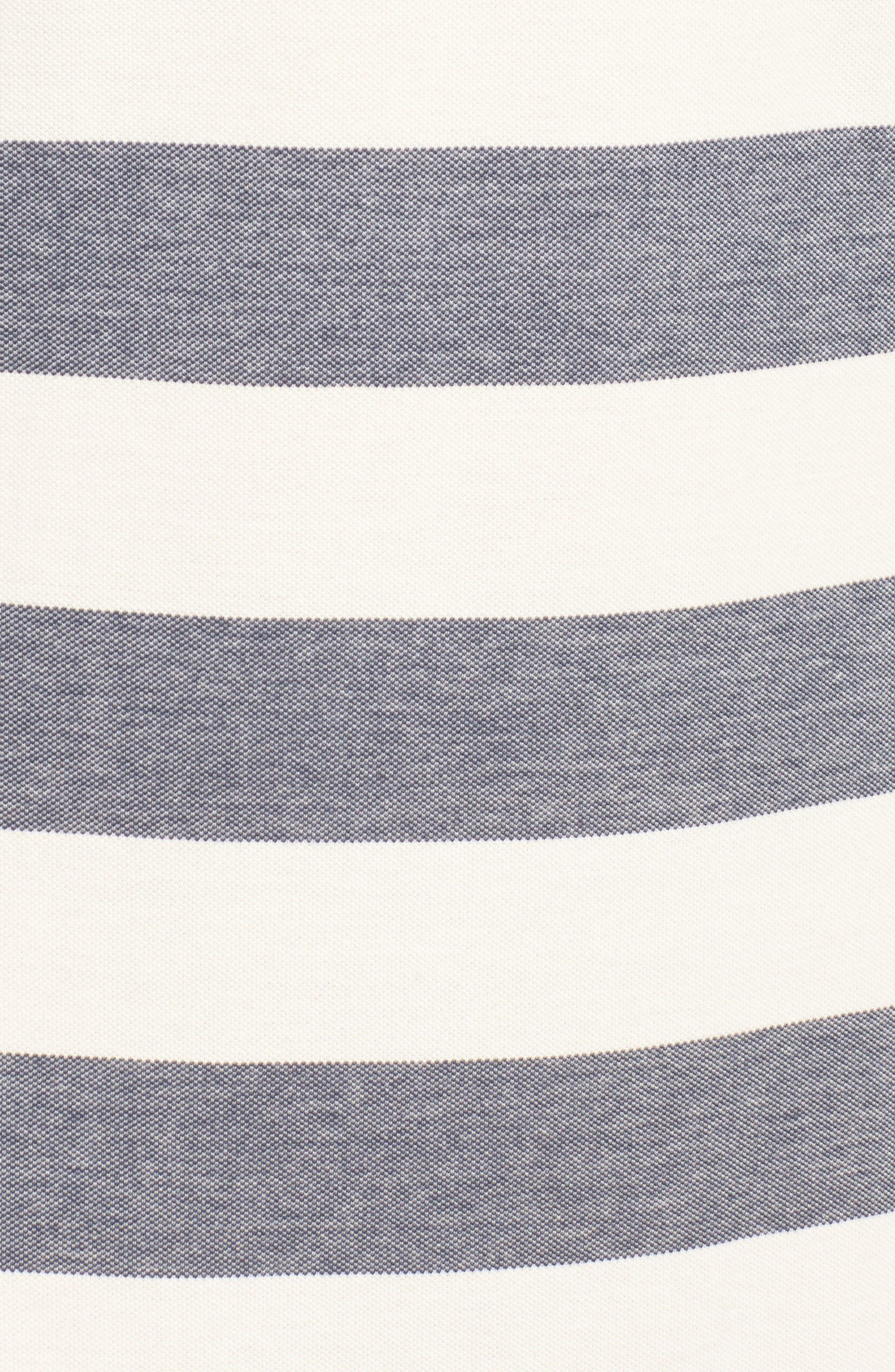 Alternate Image 6  - The Fifth Label Chelsea Stripe Midi Dress