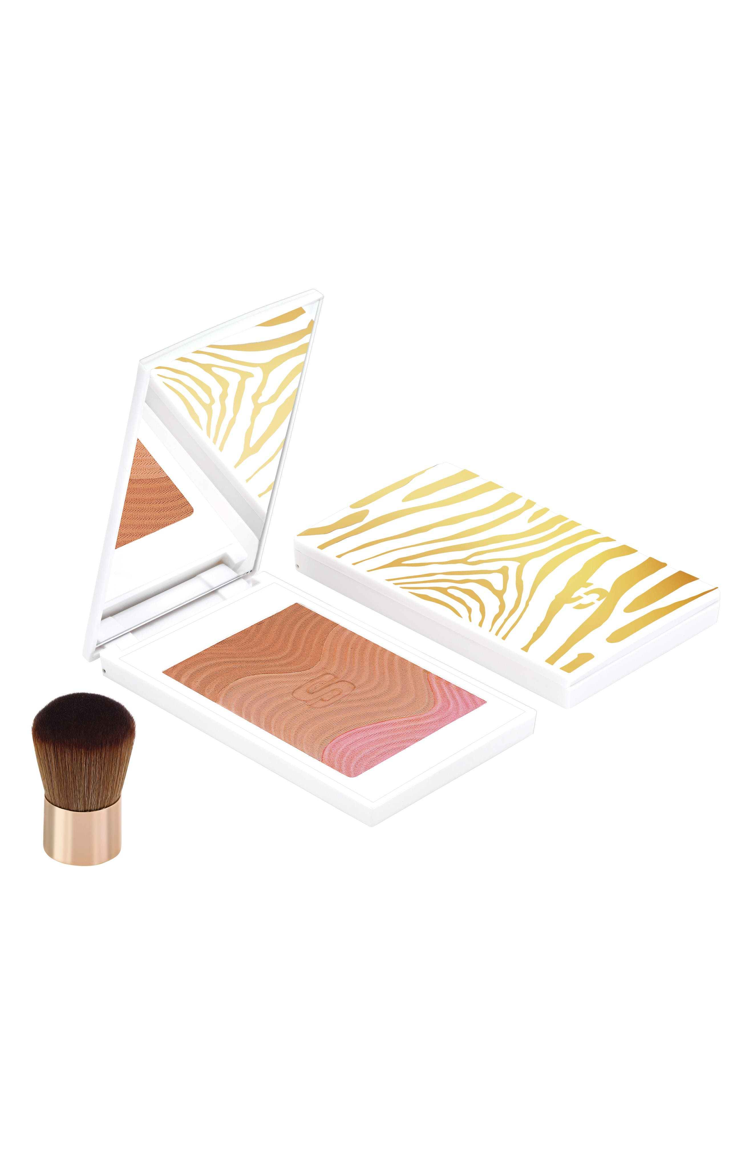 Phyto-Touche Sun Glow Powder,                             Main thumbnail 1, color,                             Miel Canelle