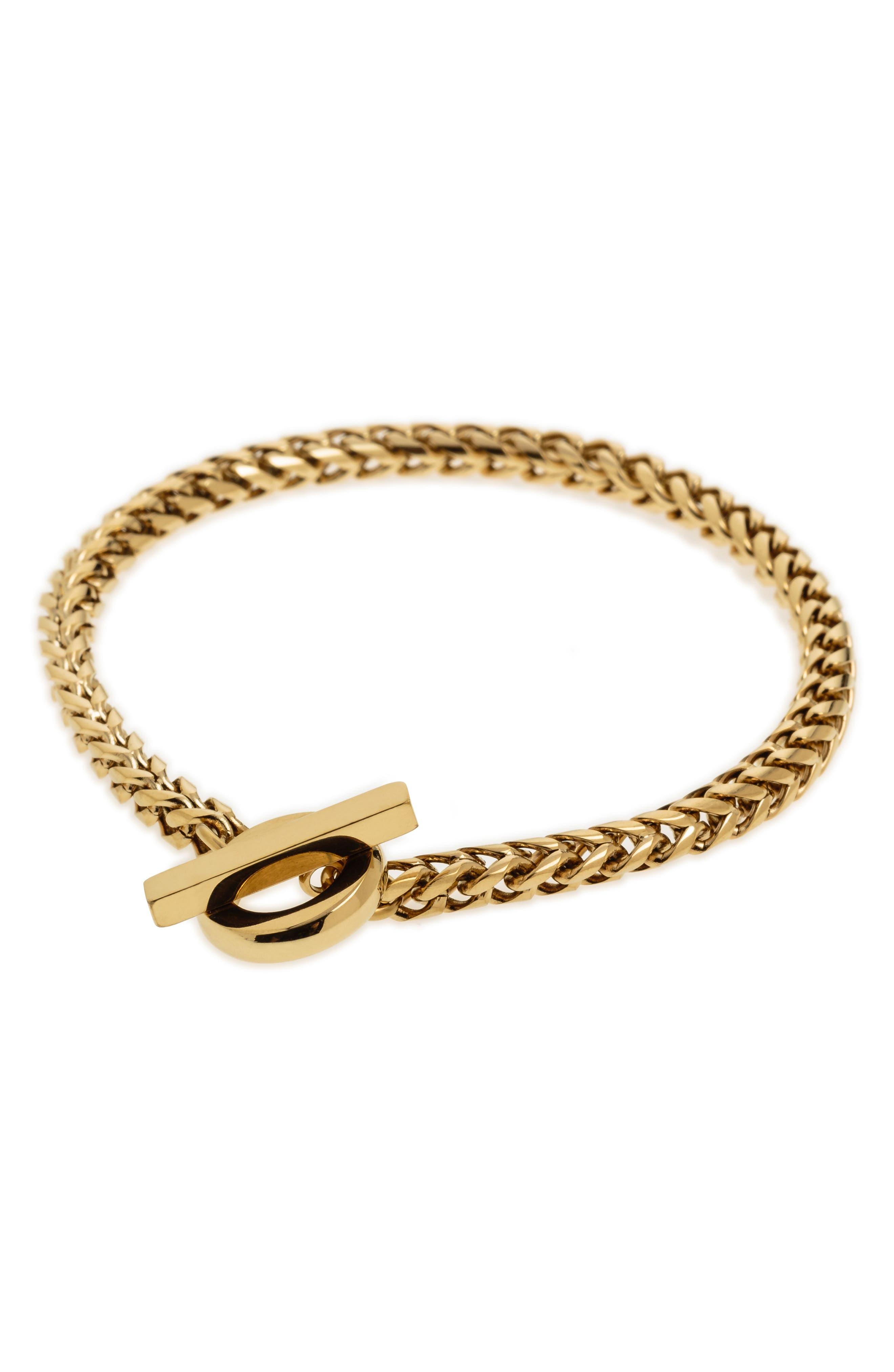 Vitaly Cirkel Chain Bracelet
