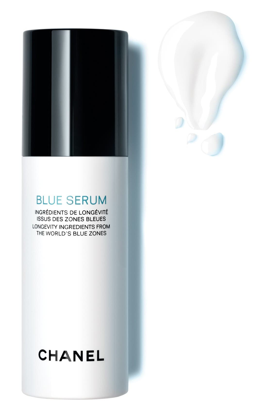 Alternate Image 2  - CHANEL BLUE SERUM  Longevity Ingredients From The World's Blue Zones