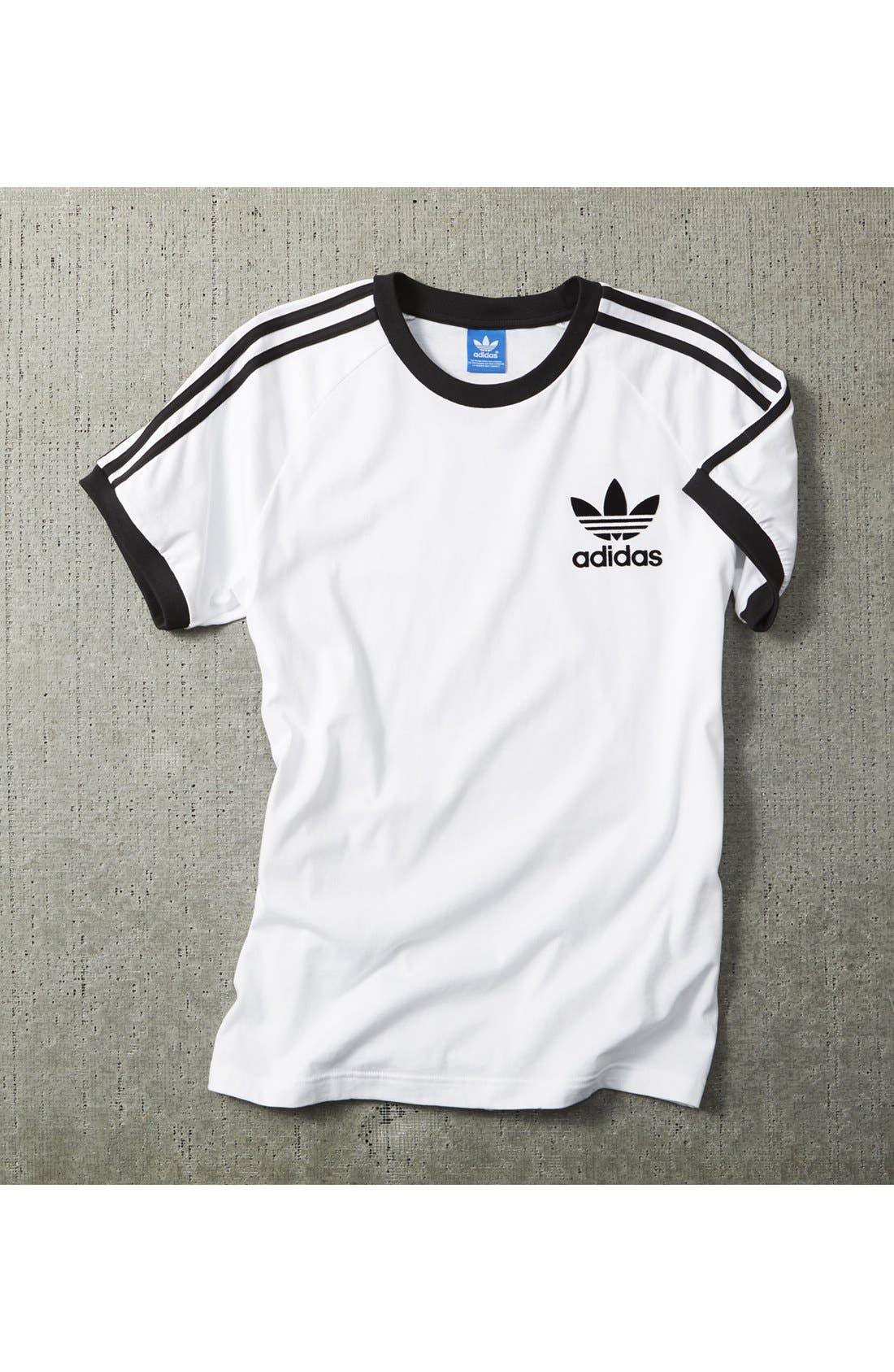 Alternate Image 6  - adidas Originals California T-Shirt