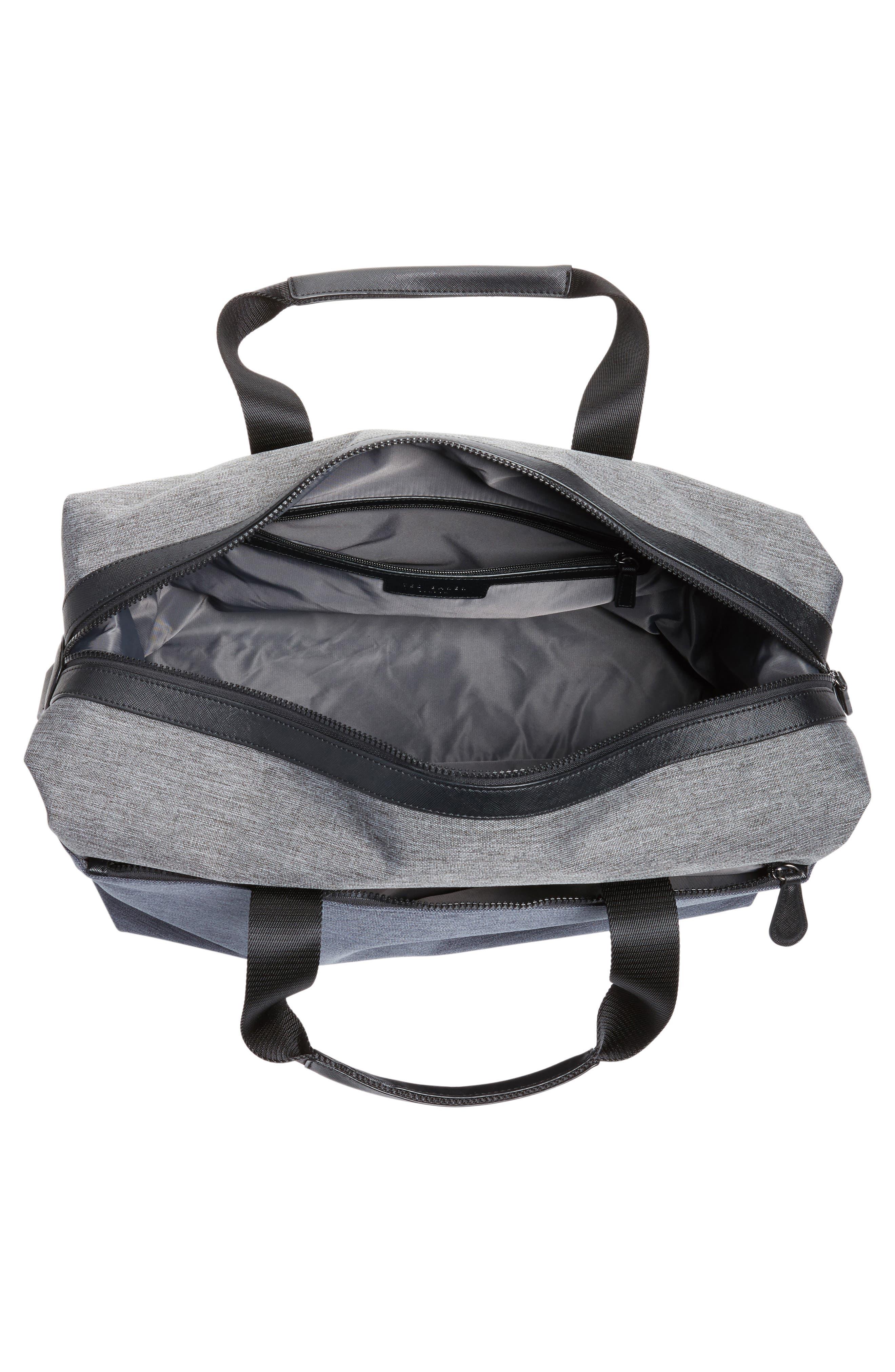 Alternate Image 4  - Ted Baker London Hamahed Duffel Bag