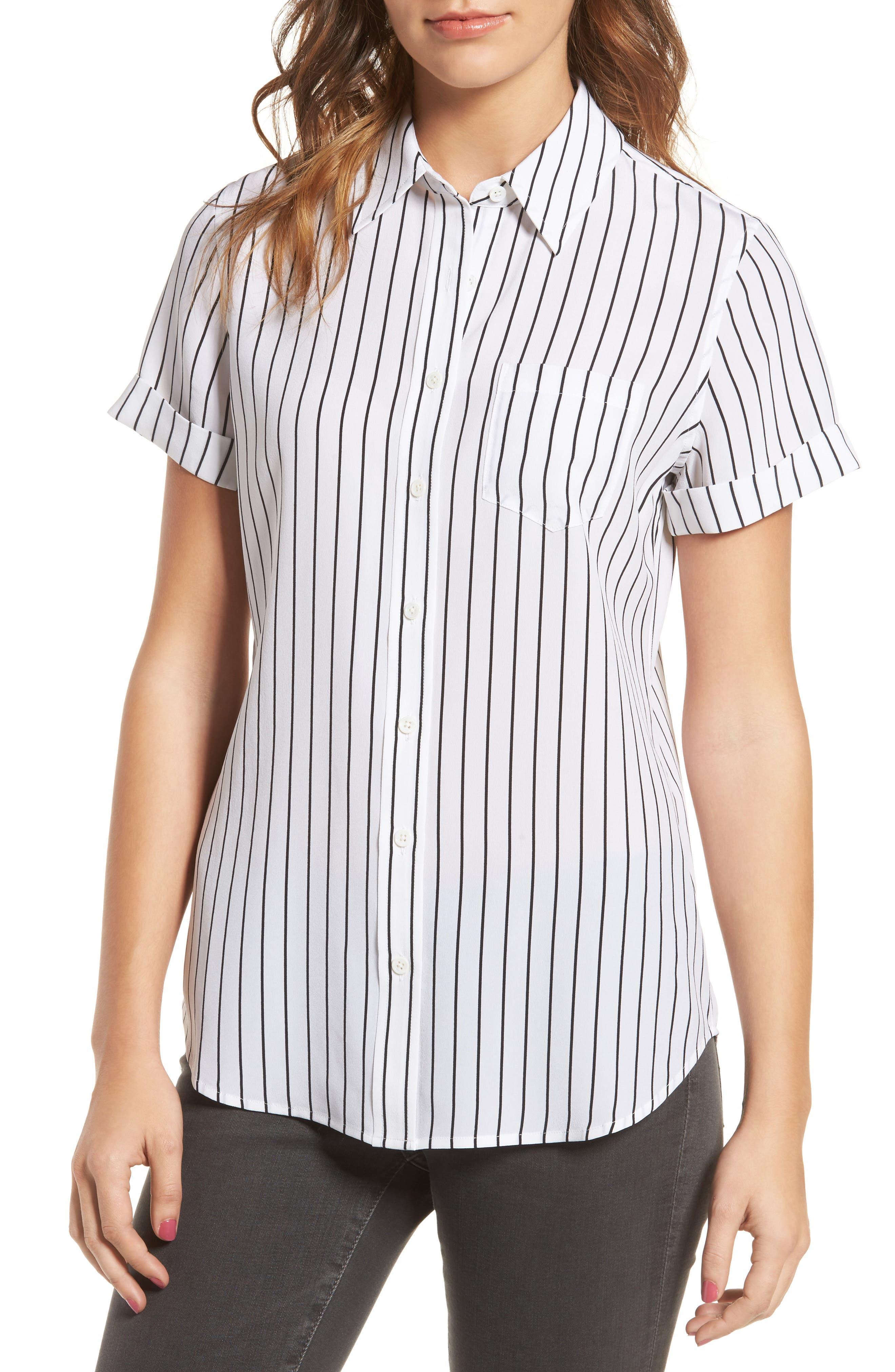 AG Easton Silk Shirt