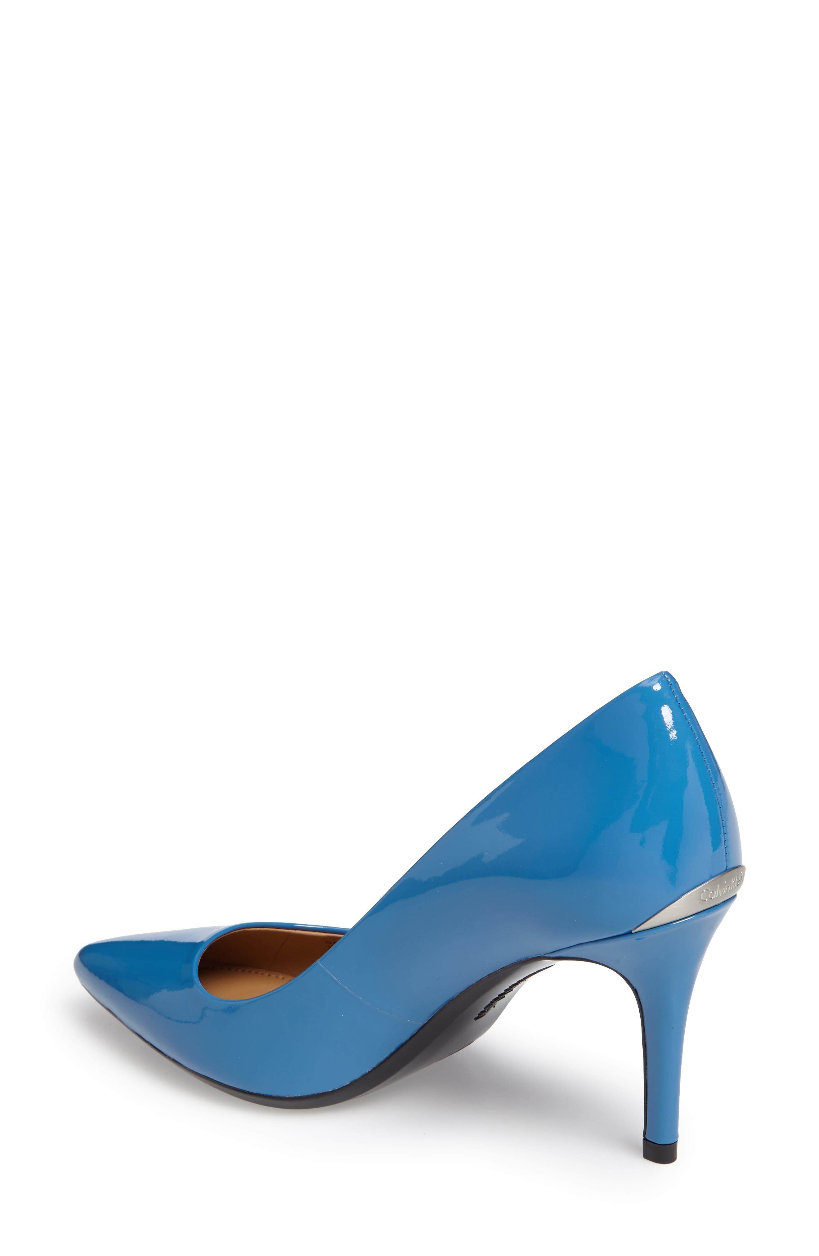 Alternate Image 2  - Calvin Klein 'Gayle' Pointy Toe Pump (Women)