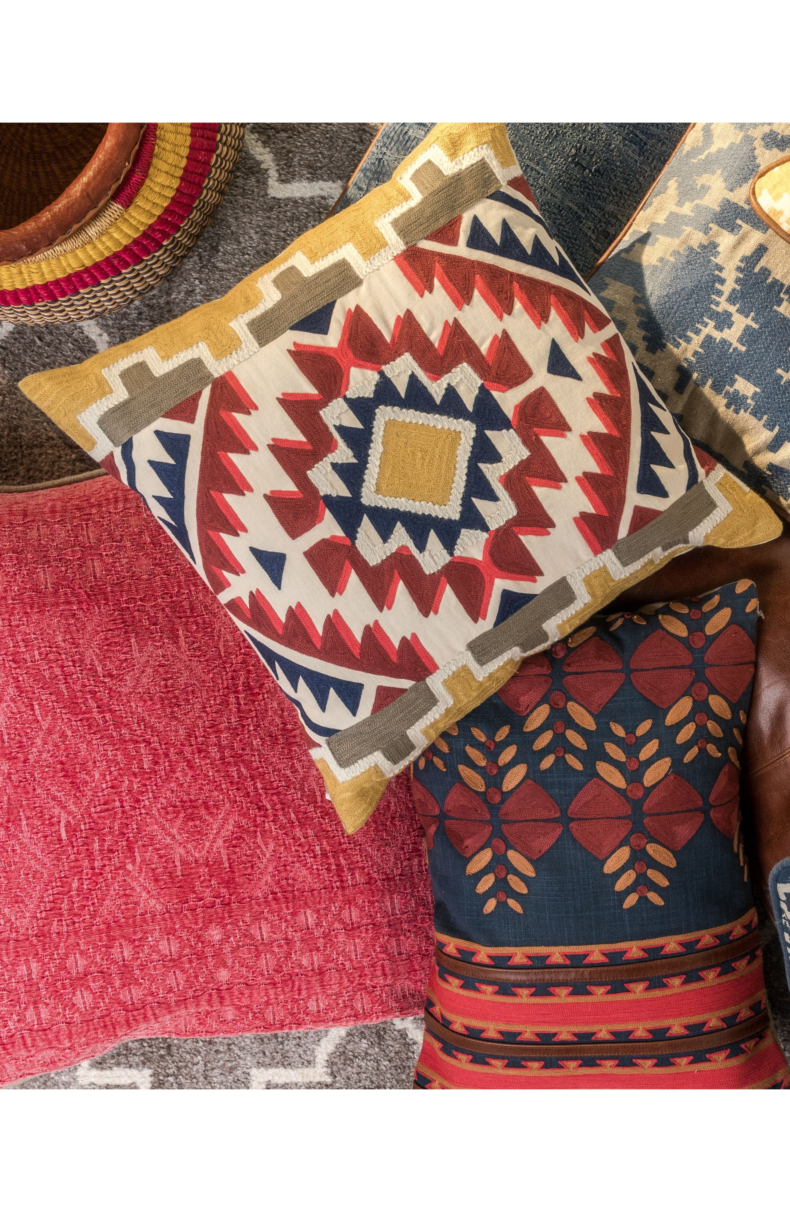 Alternate Image 2  - Villa Home Collection Zabah Accent Pillow