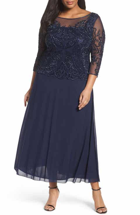 Women\'s Formal Plus-Size Dresses | Nordstrom