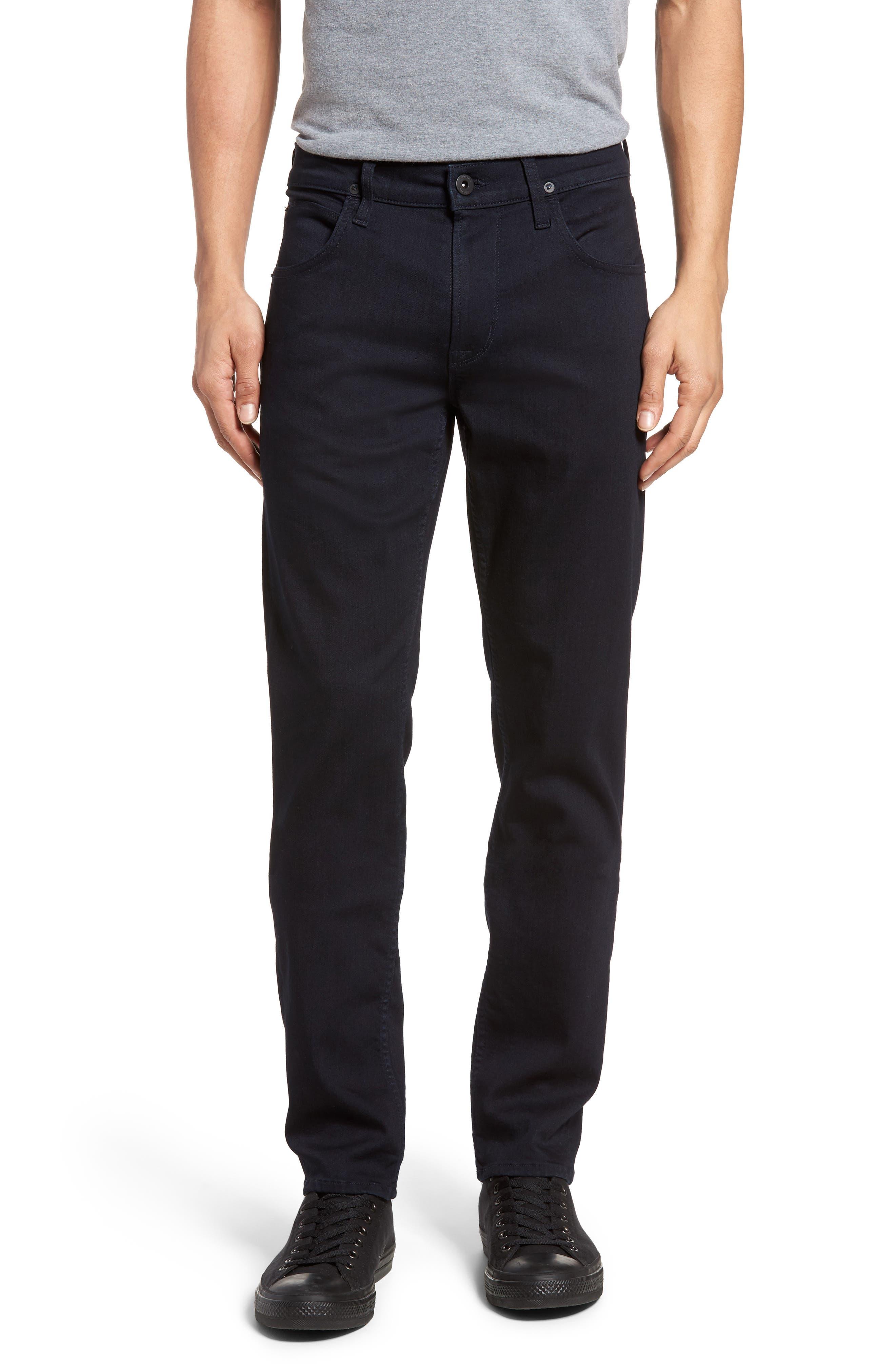 Main Image - Hudson Jeans Blake Slim Fit Jeans (Hale Navy)