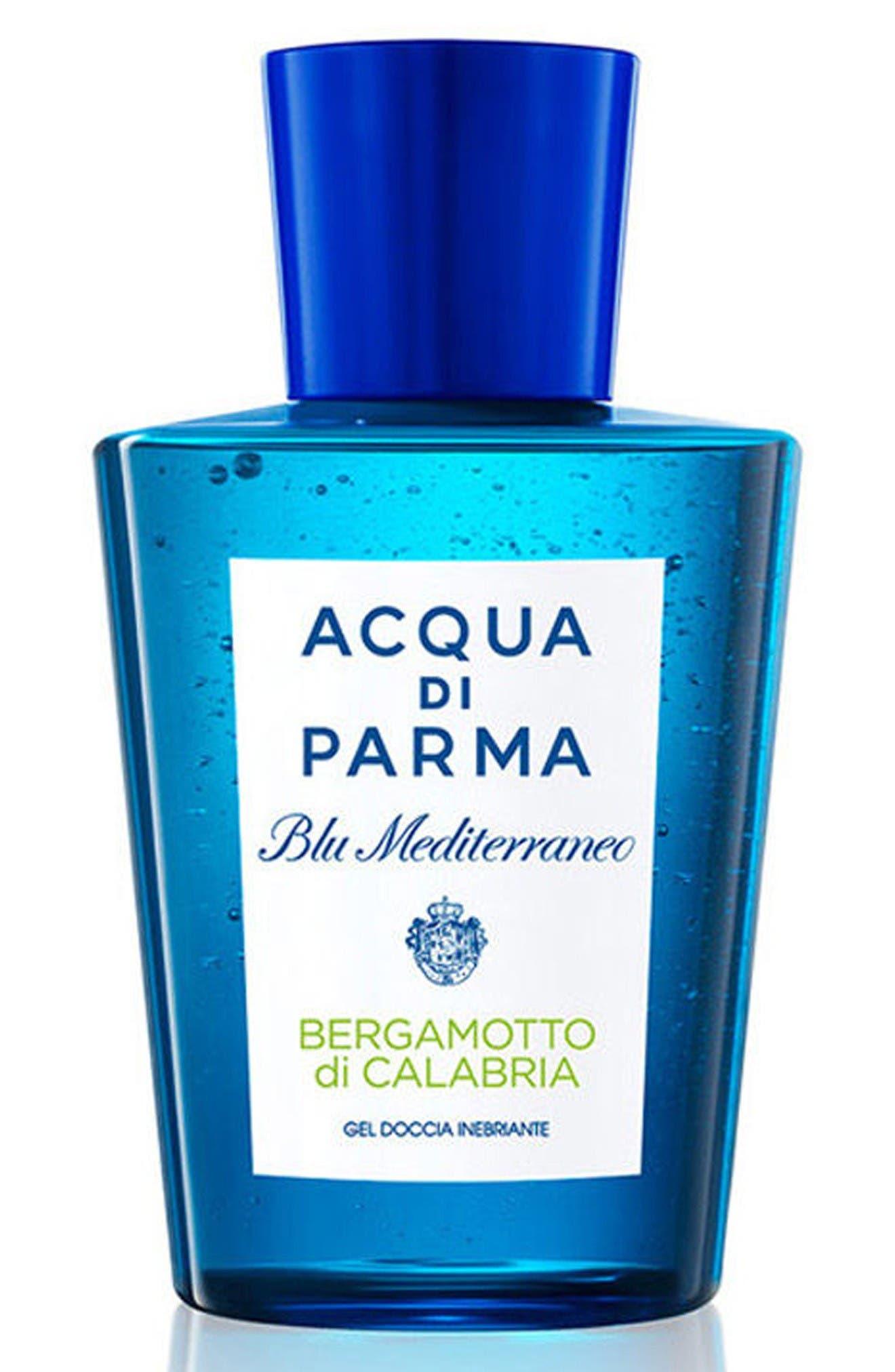 'Blu Mediterraneo - Bergamotto di Calabria' Shower Gel,                             Main thumbnail 1, color,                             No Color