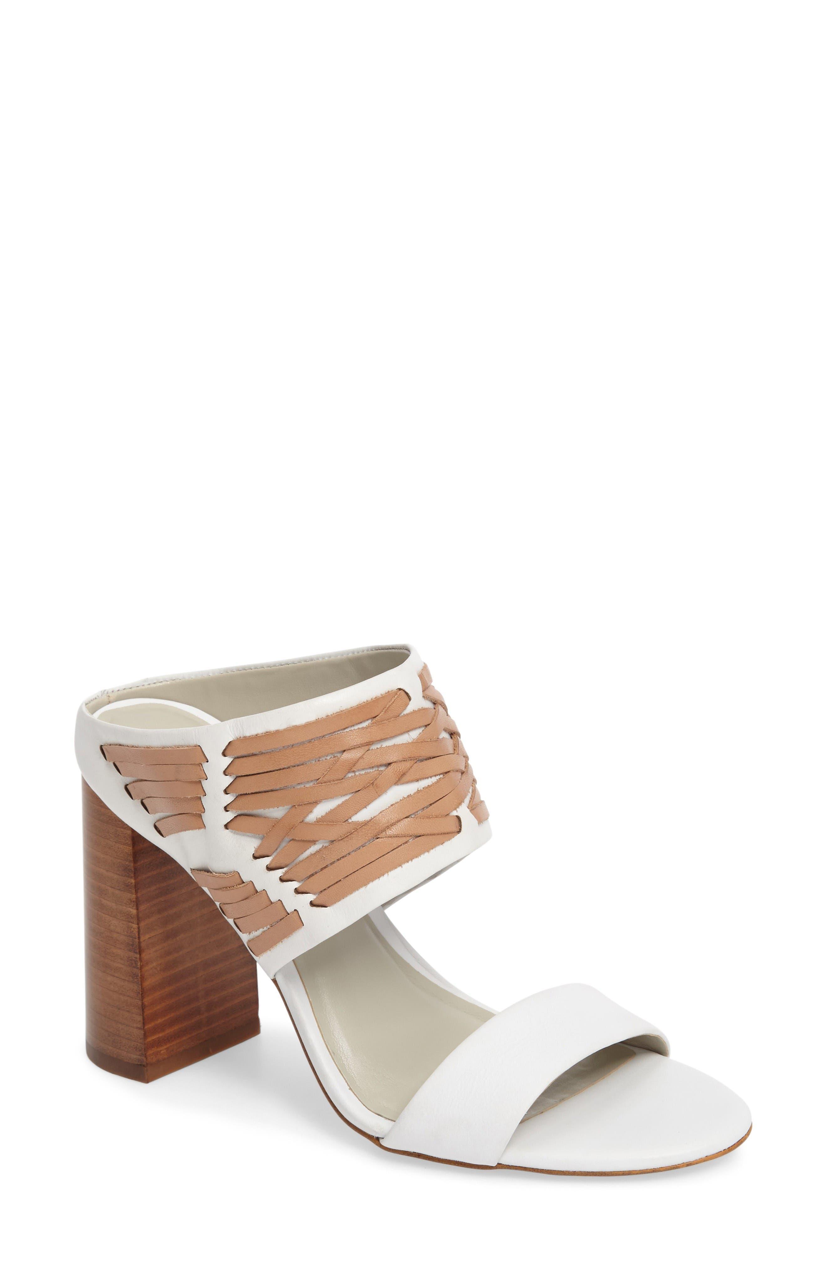 1.STATE Rexana Block Heel Sandal