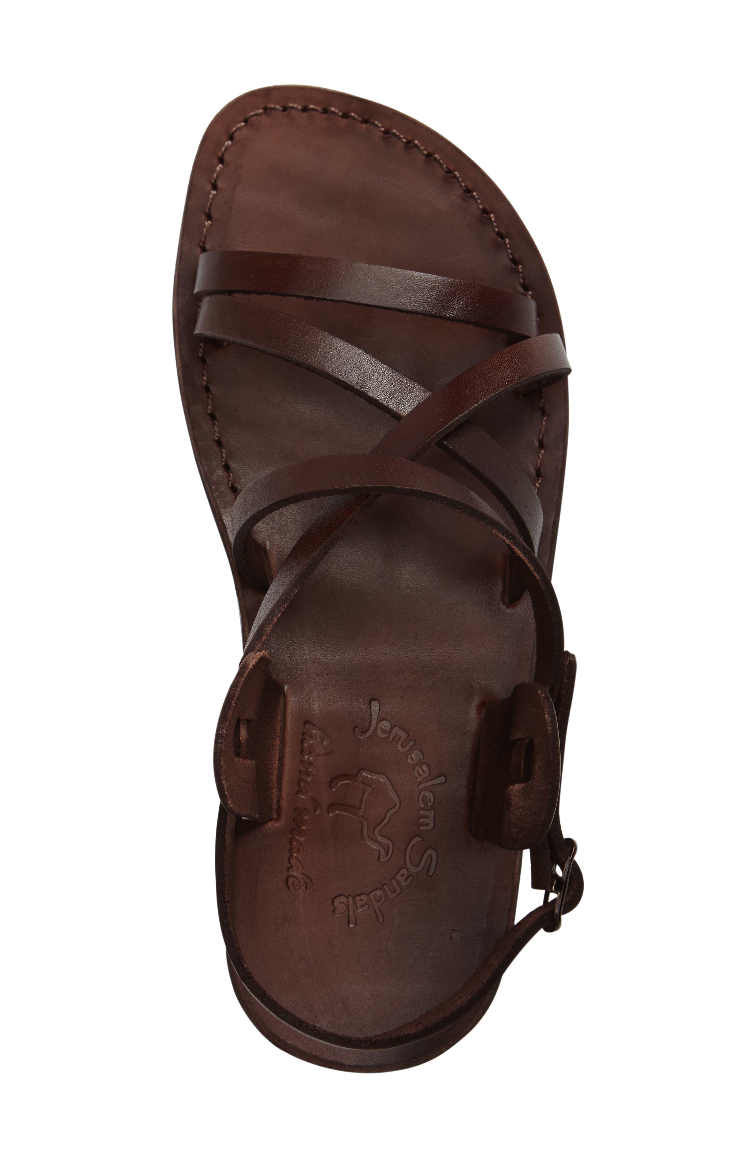 Alternate Image 3  - Jerusalem Sandals Tzippora Slingback Sandal (Women)