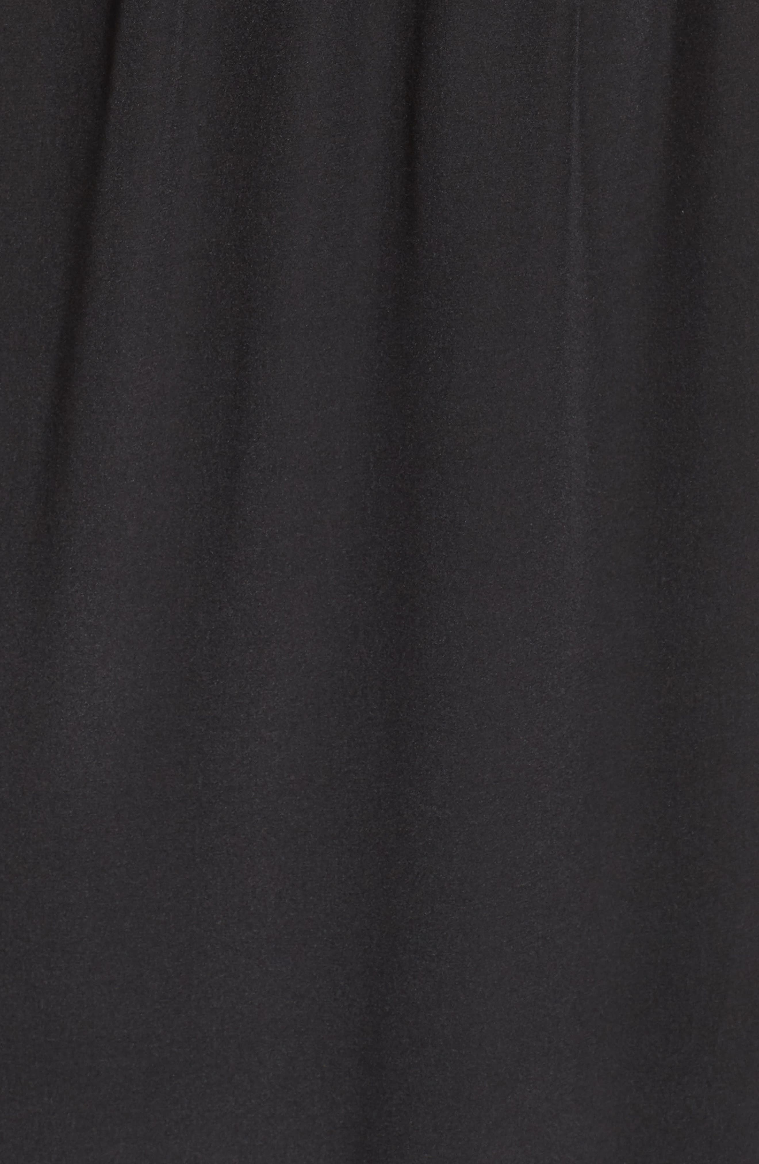 Alternate Image 6  - Natalie Deayala High Neck Silk Column Gown