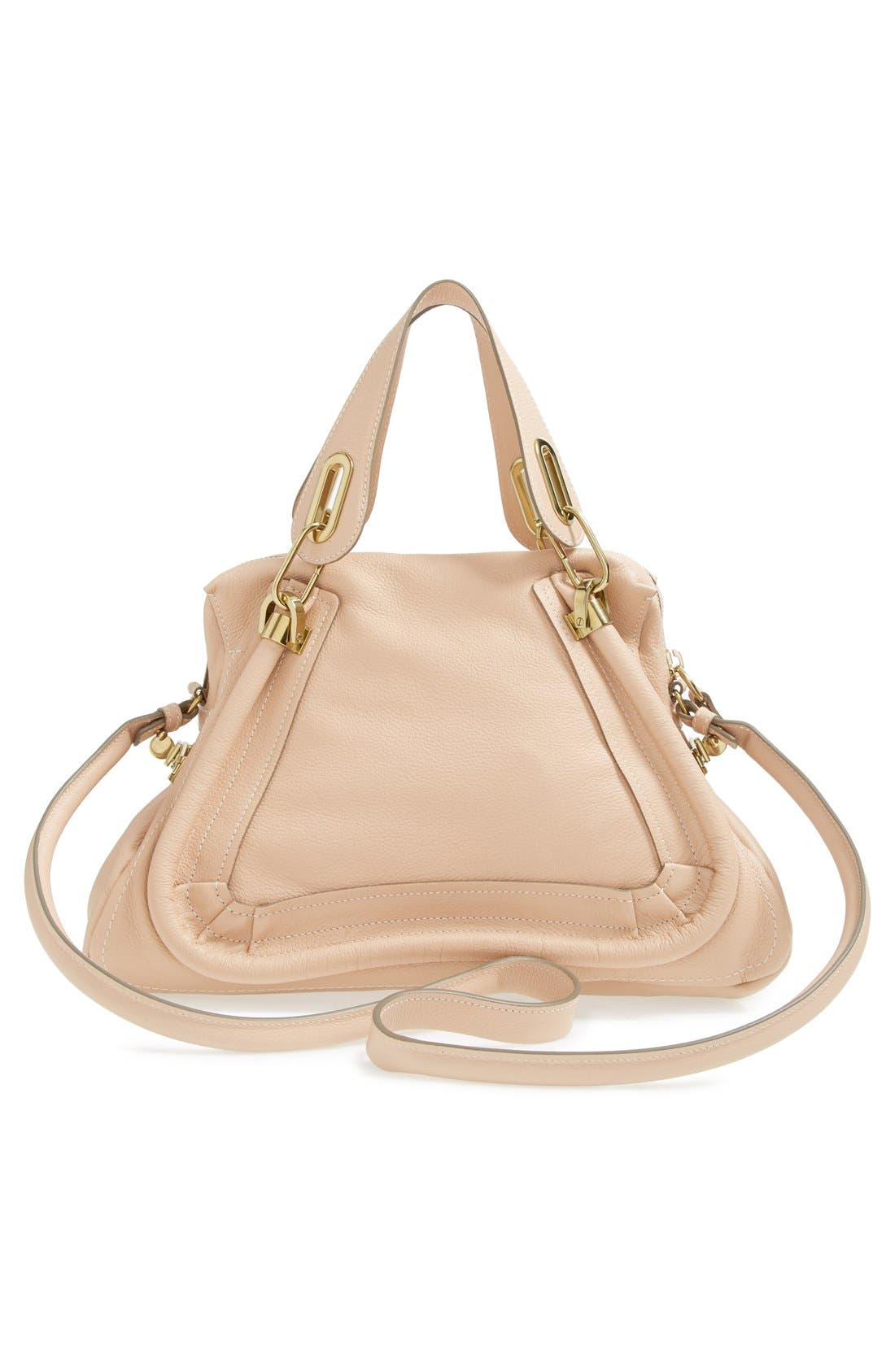 Alternate Image 2  - Chloé 'Paraty - Medium' Leather Satchel