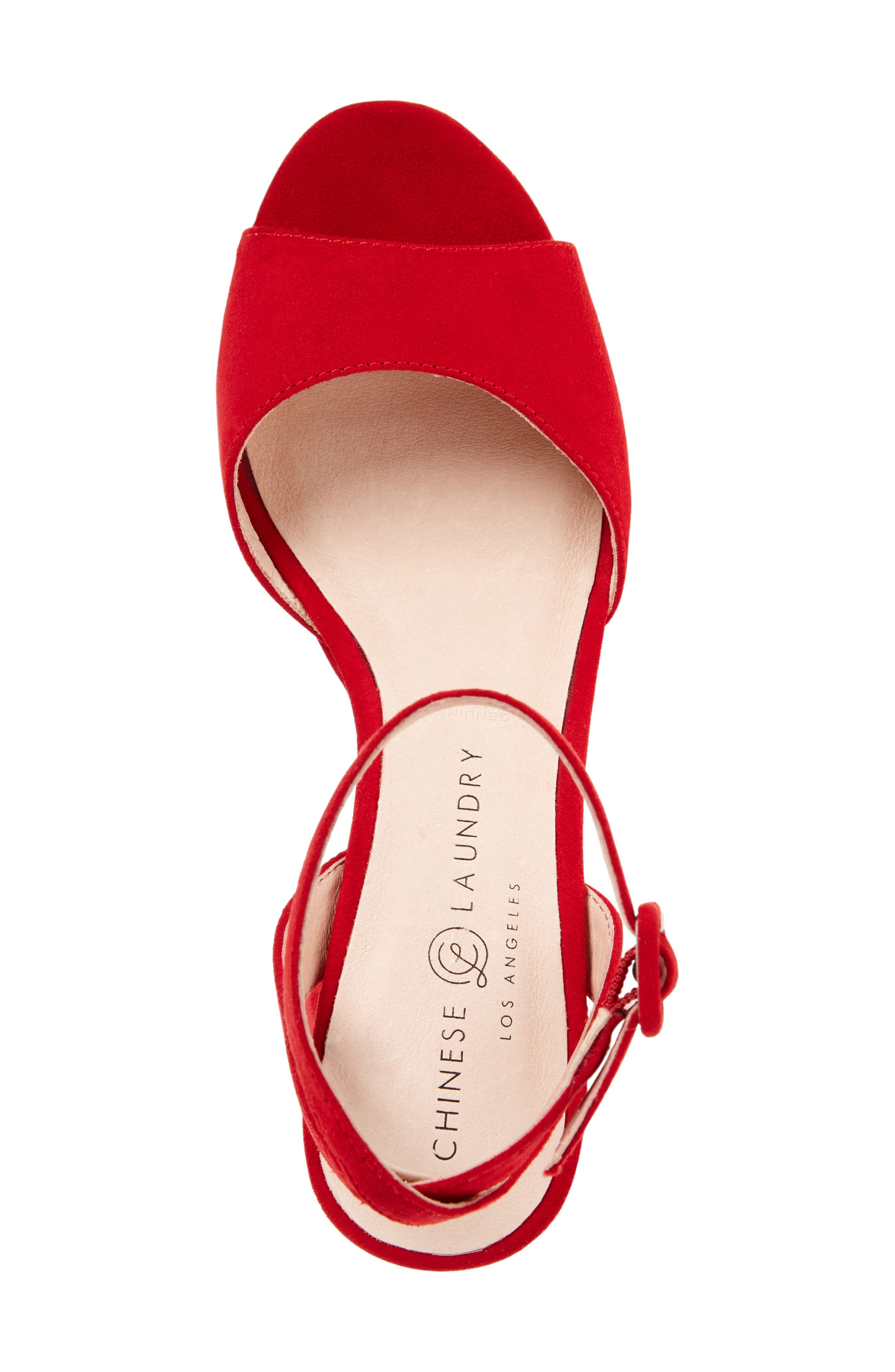 Alternate Image 3  - Chinese Laundry Theresa Platform Sandal (Women)