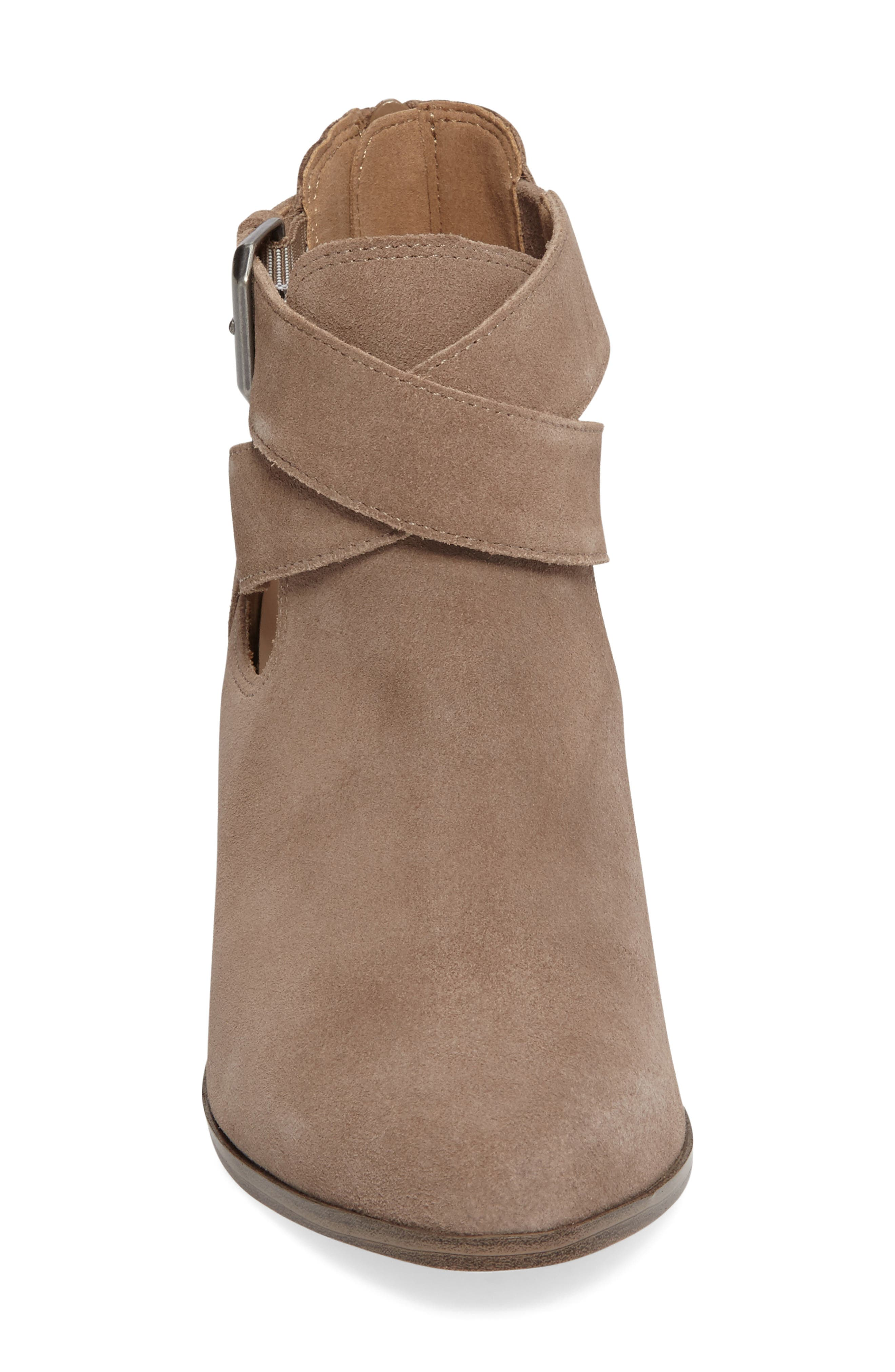 Azure Bootie,                             Alternate thumbnail 3, color,                             Taupe