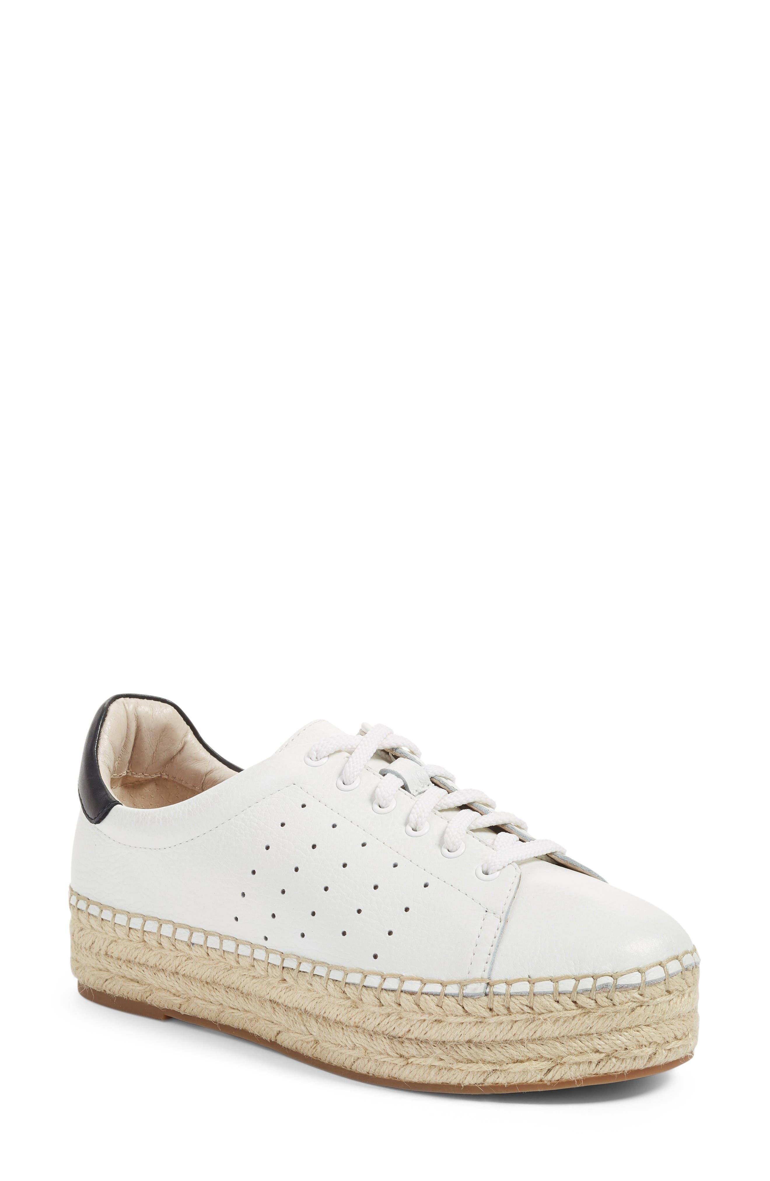 Alternate Image 1 Selected - Vince Camuto Jinnie Platform Sneaker (Women)