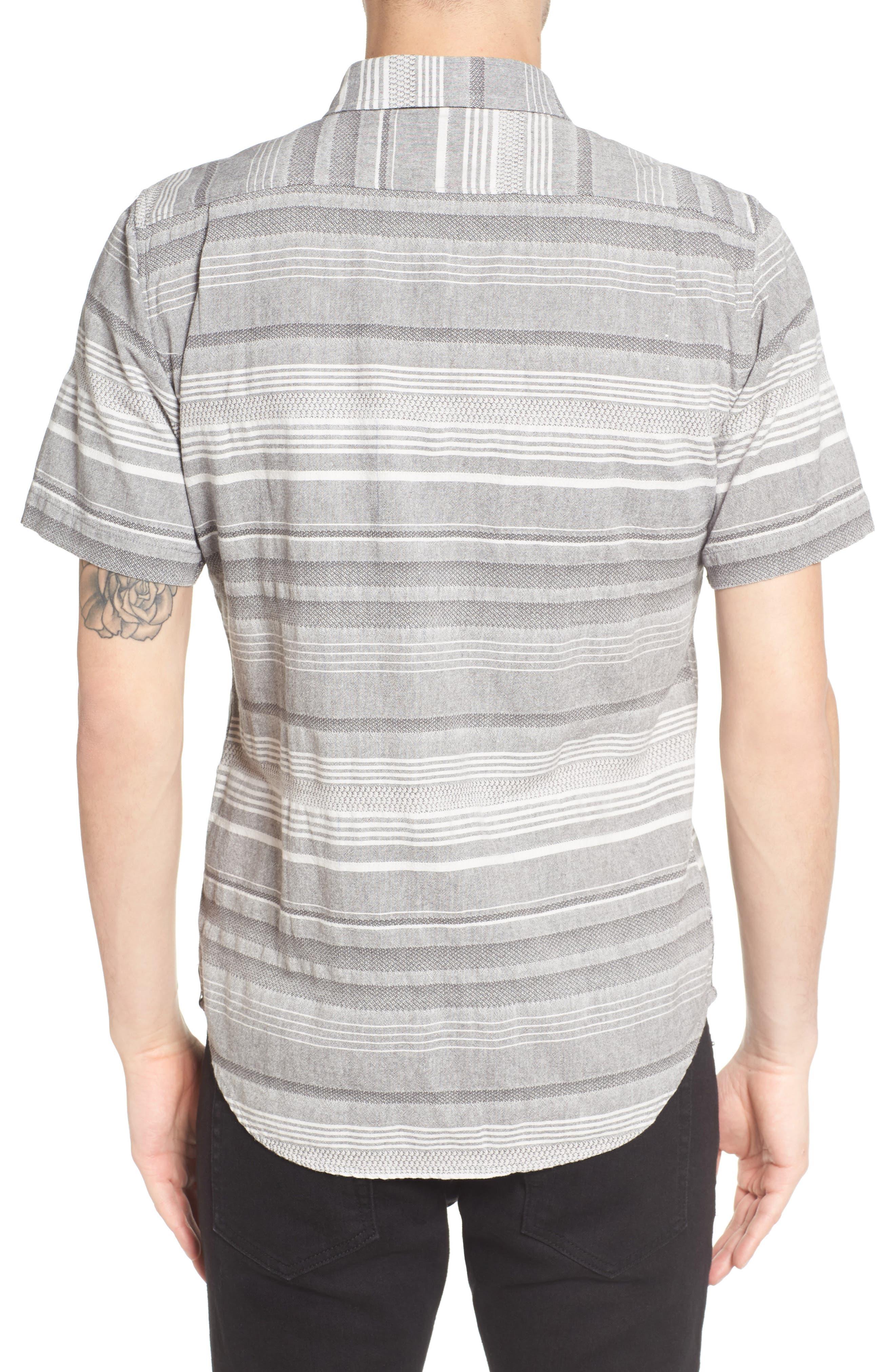 Alternate Image 2  - Ezekiel Striped Woven Shirt