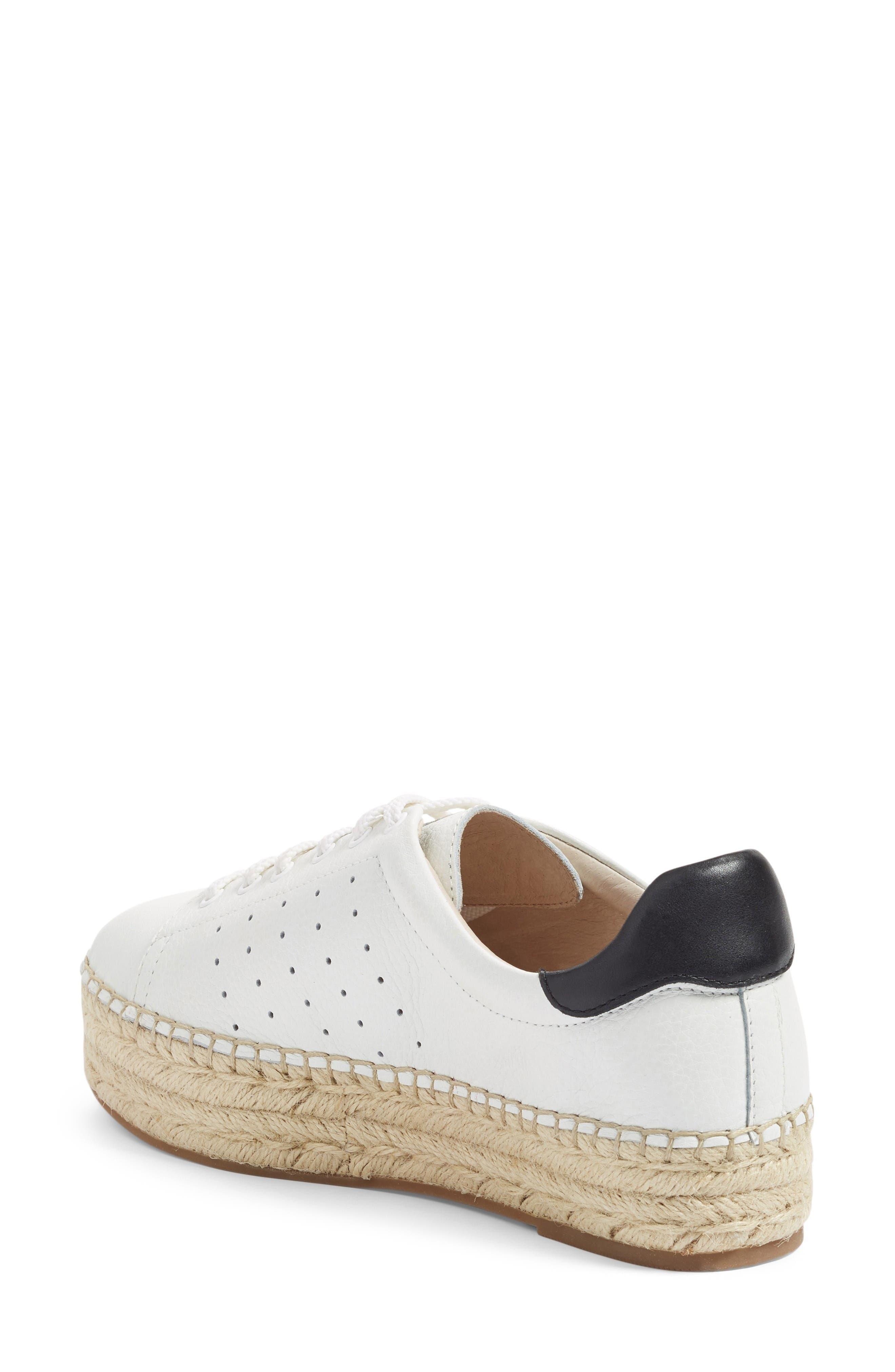 Alternate Image 2  - Vince Camuto Jinnie Platform Sneaker (Women)