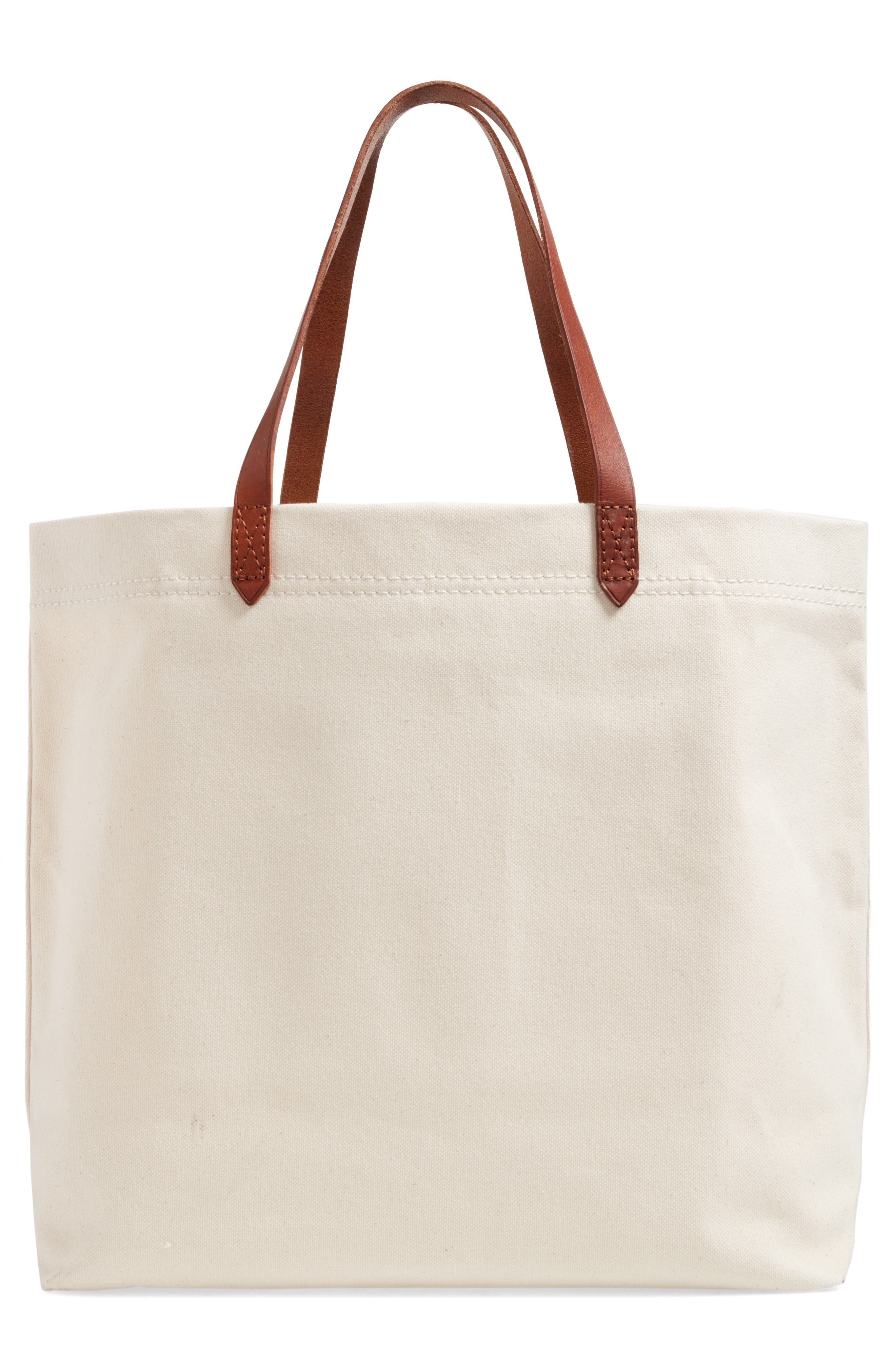 Alternate Image 3  - Madewell Canvas Transport Tote