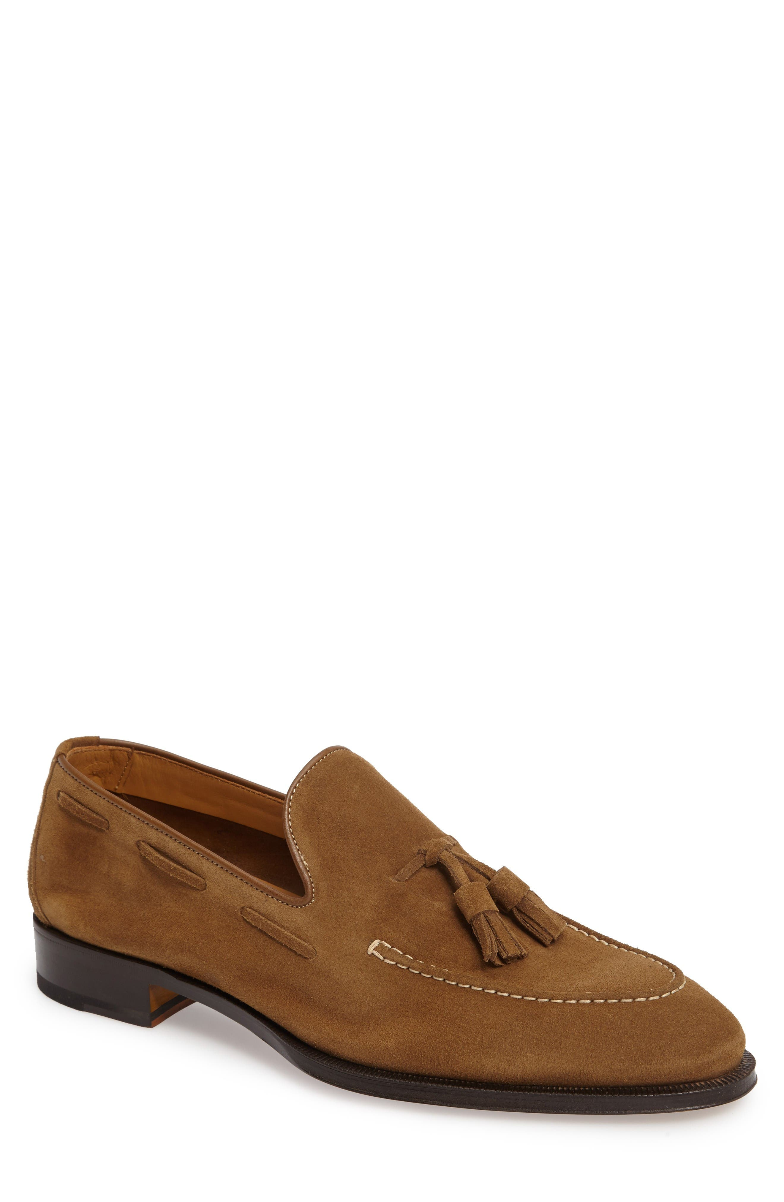 DI BIANCO GALLO Tassel Loafer