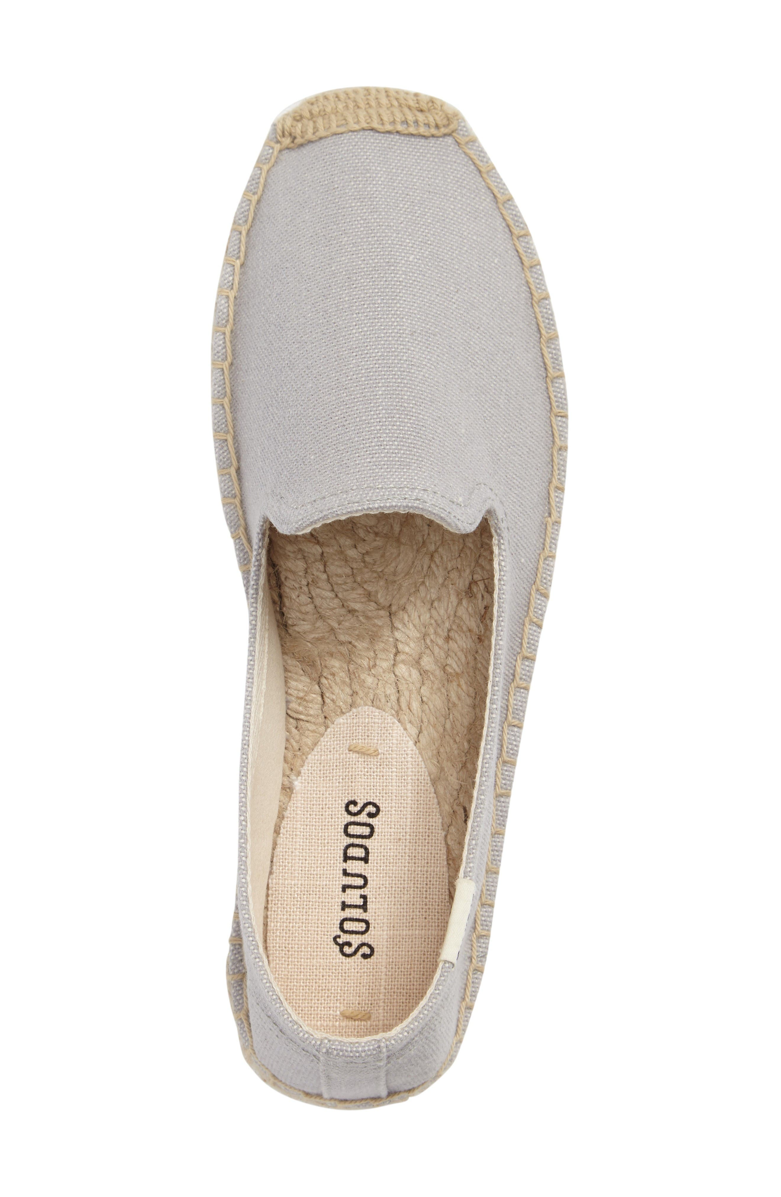 Alternate Image 3  - Soludos Espadrille Loafer (Women)