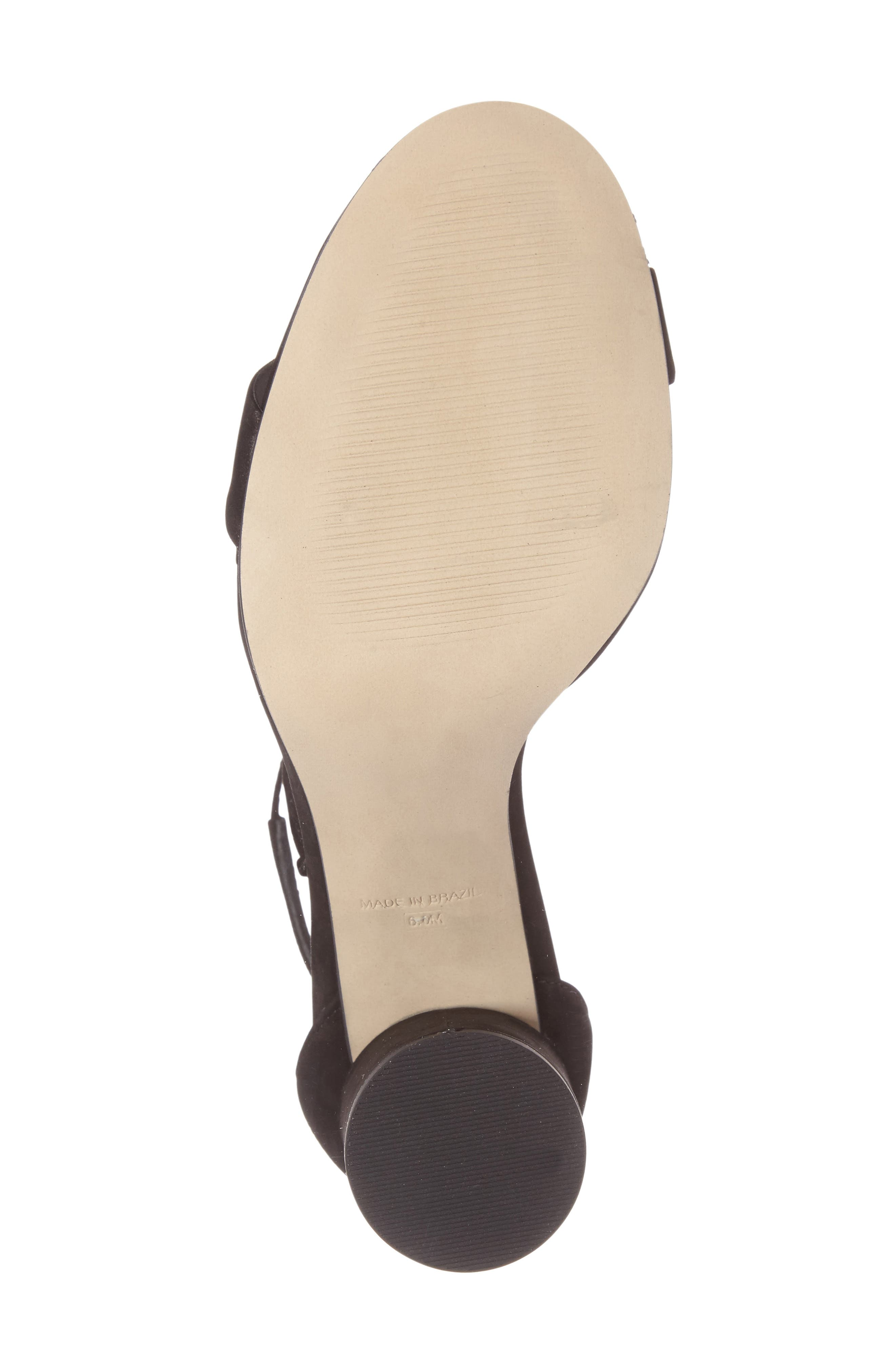 Alternate Image 4  - Steve Madden Shays Lace-Up Sandal (Women)
