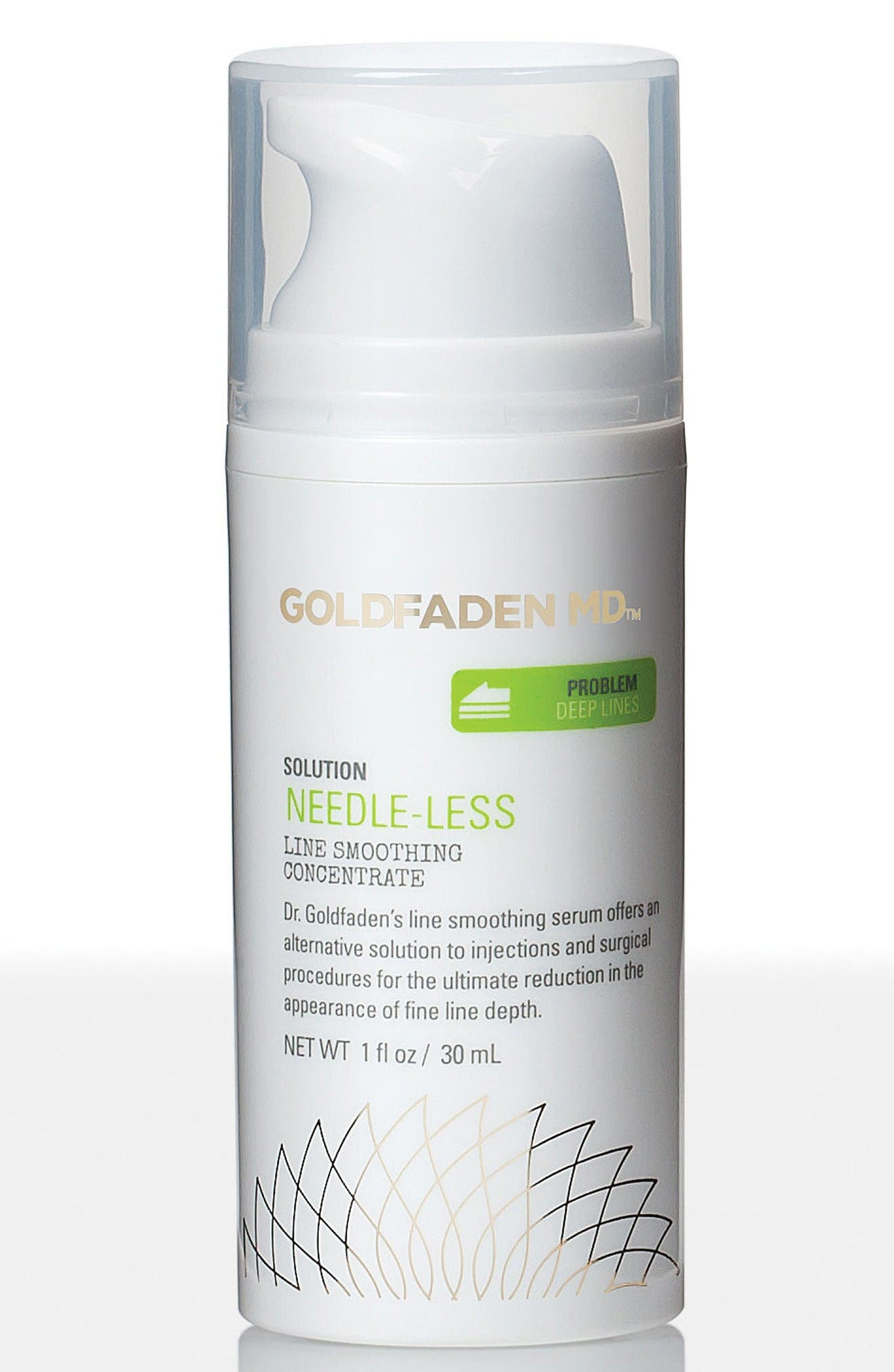 Alternate Image 2  - SPACE.NK.apothecary Goldfaden MD Needle-Less Line Smoothing Concentrate
