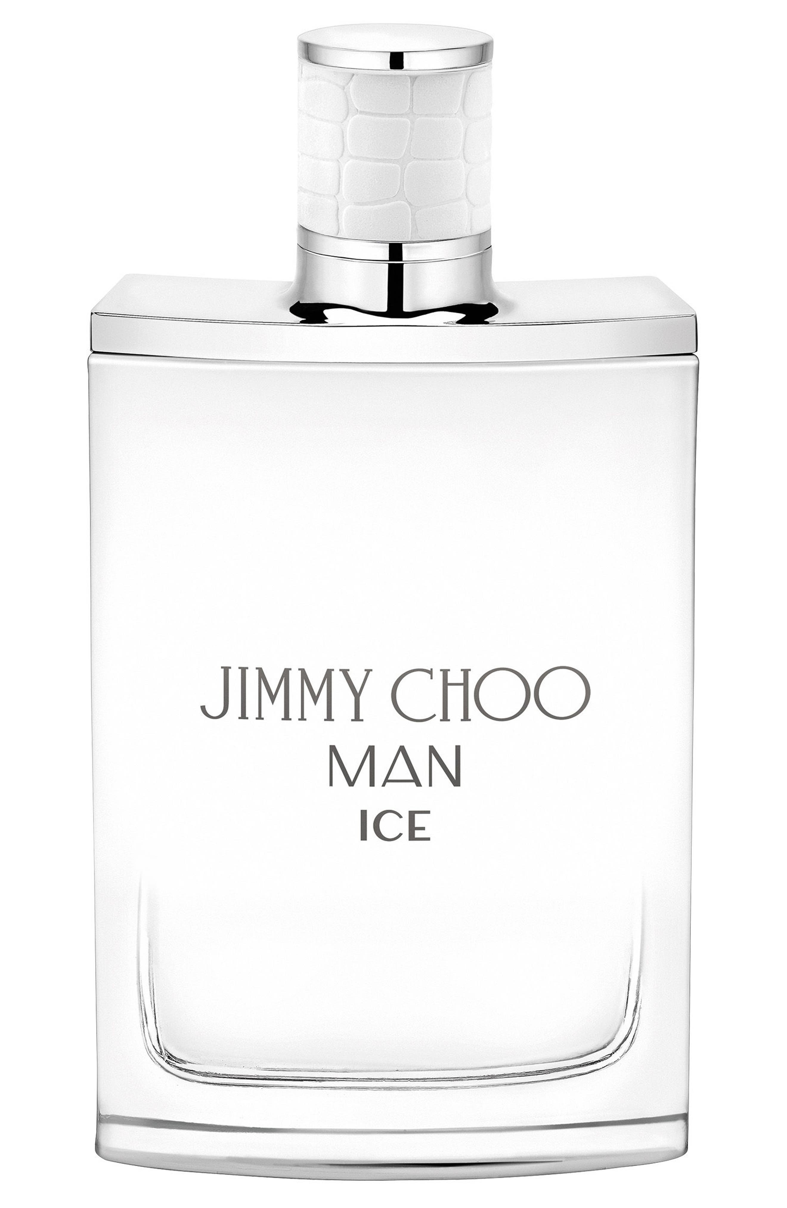 Main Image - Jimmy Choo MAN Ice Eau de Toilette