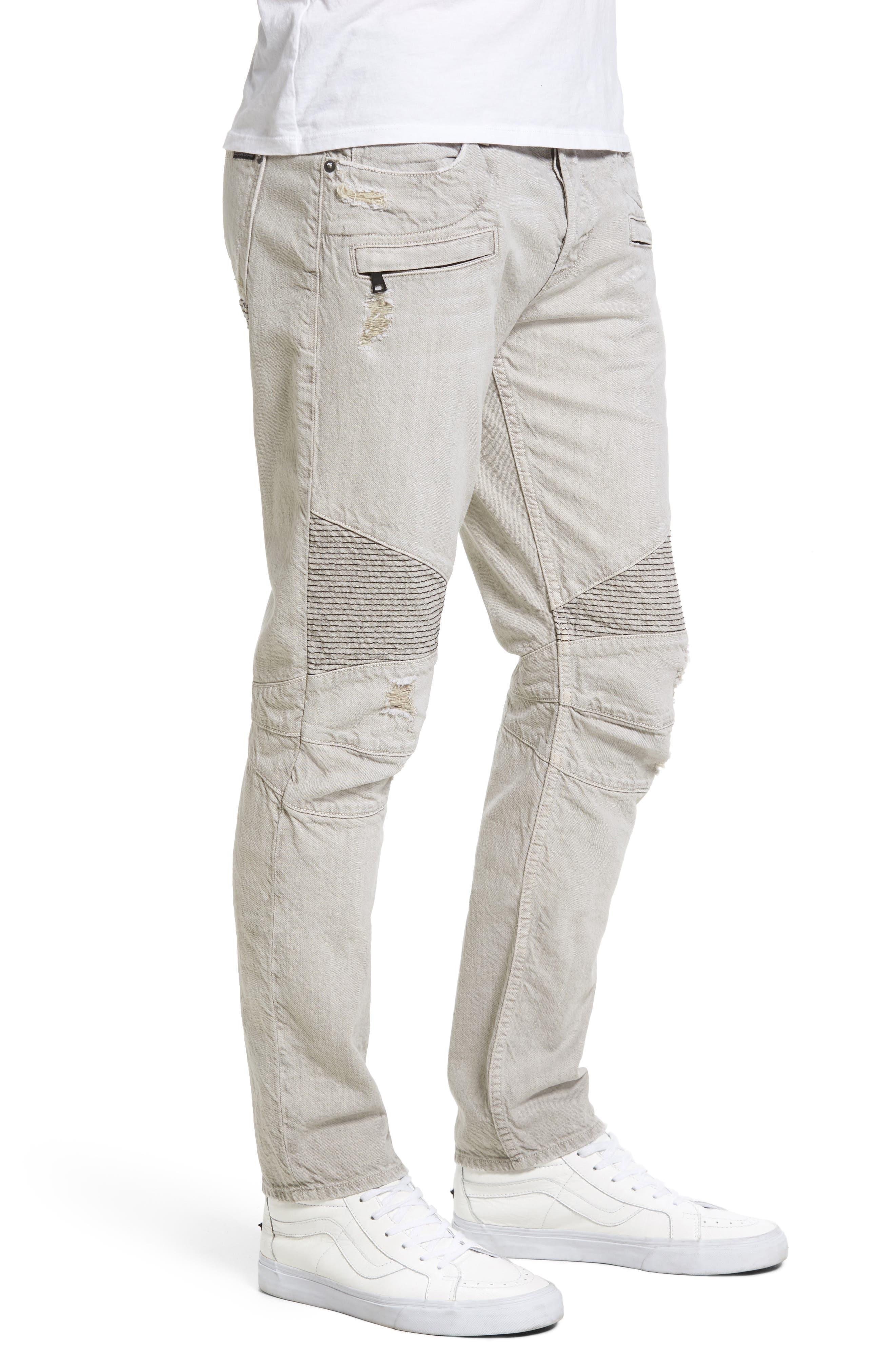 Alternate Image 3  - Hudson Jeans Blinder Biker Skinny Fit Jeans (Adherence)