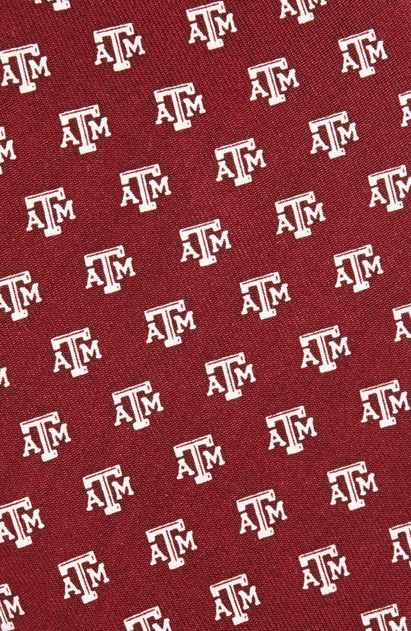 Alternate Image 2  - vineyard vines Texas A&M University Silk Tie