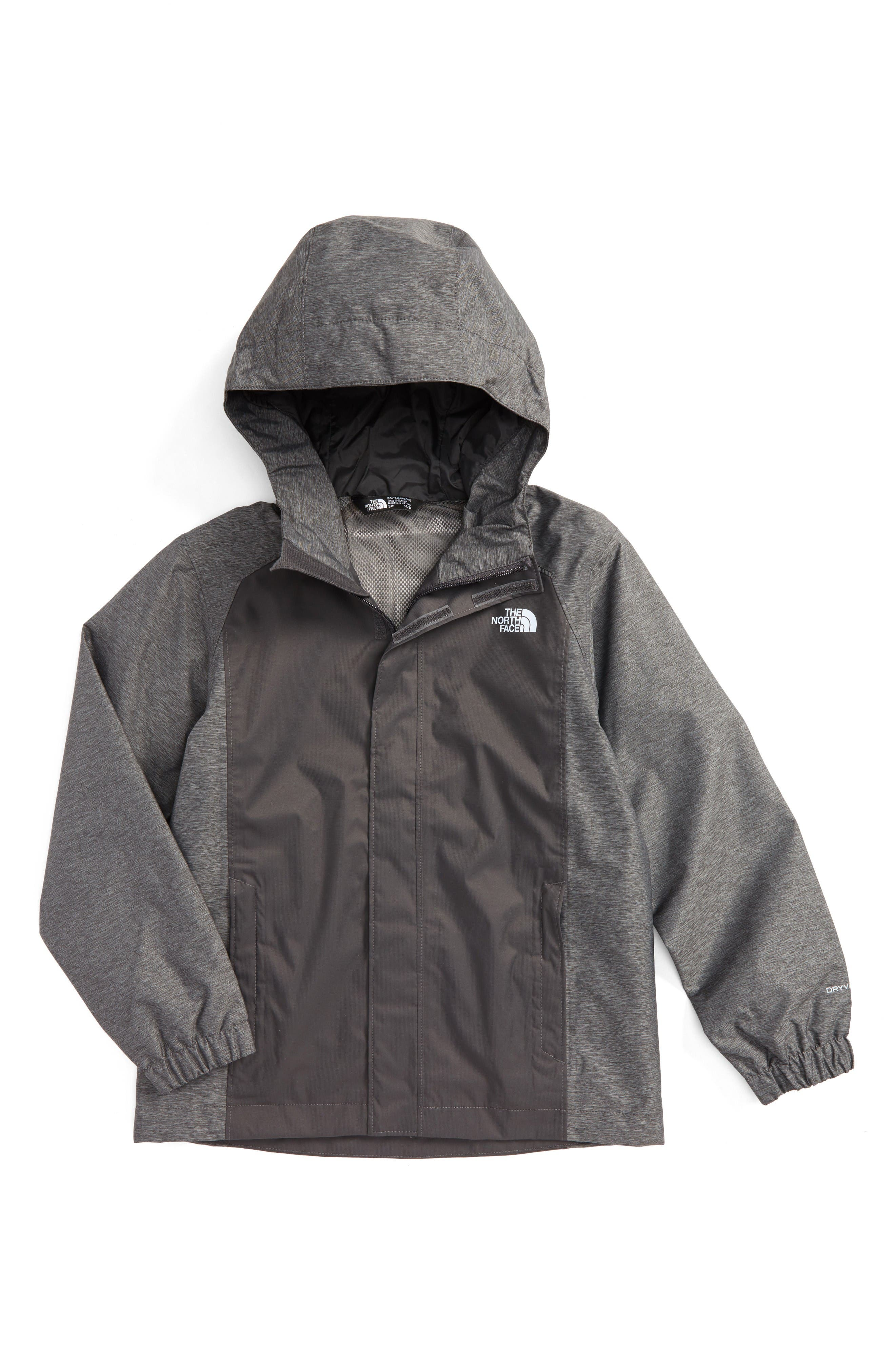 The North Face 'Resolve' Waterproof Jacket (Big Boys)