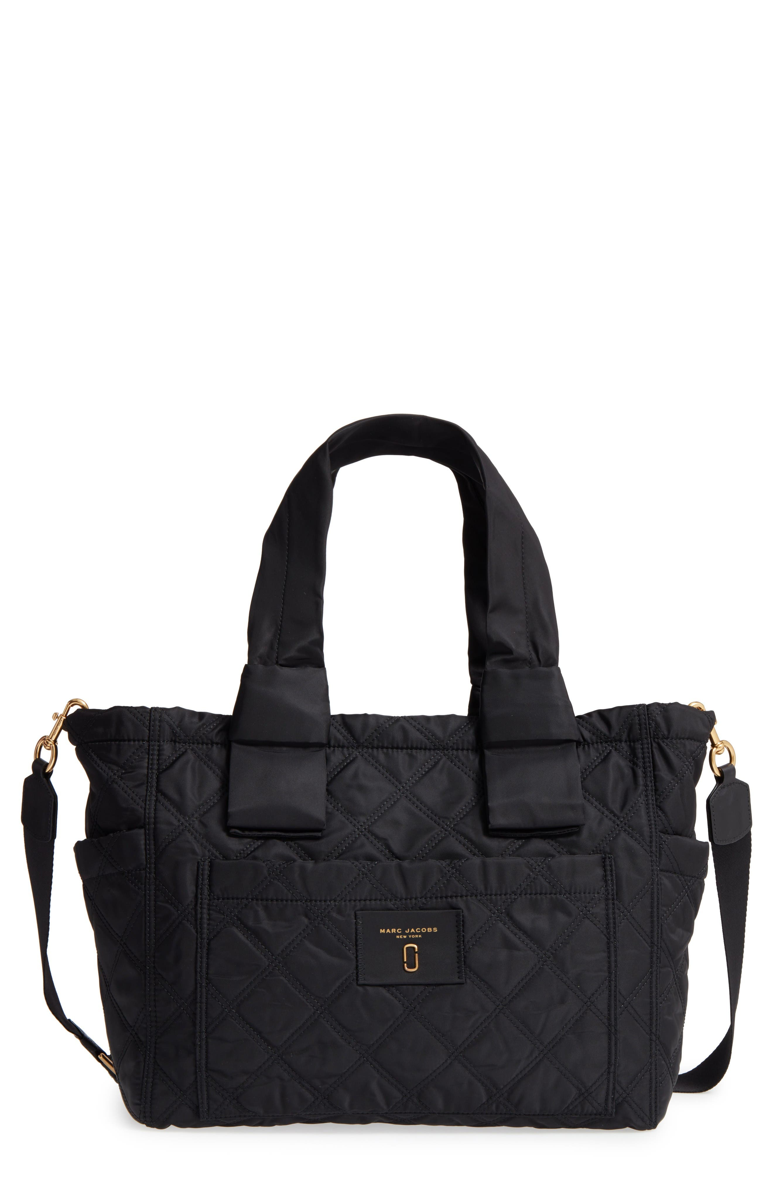 marc jacobs nylon diaper bag images galleries with a bite. Black Bedroom Furniture Sets. Home Design Ideas