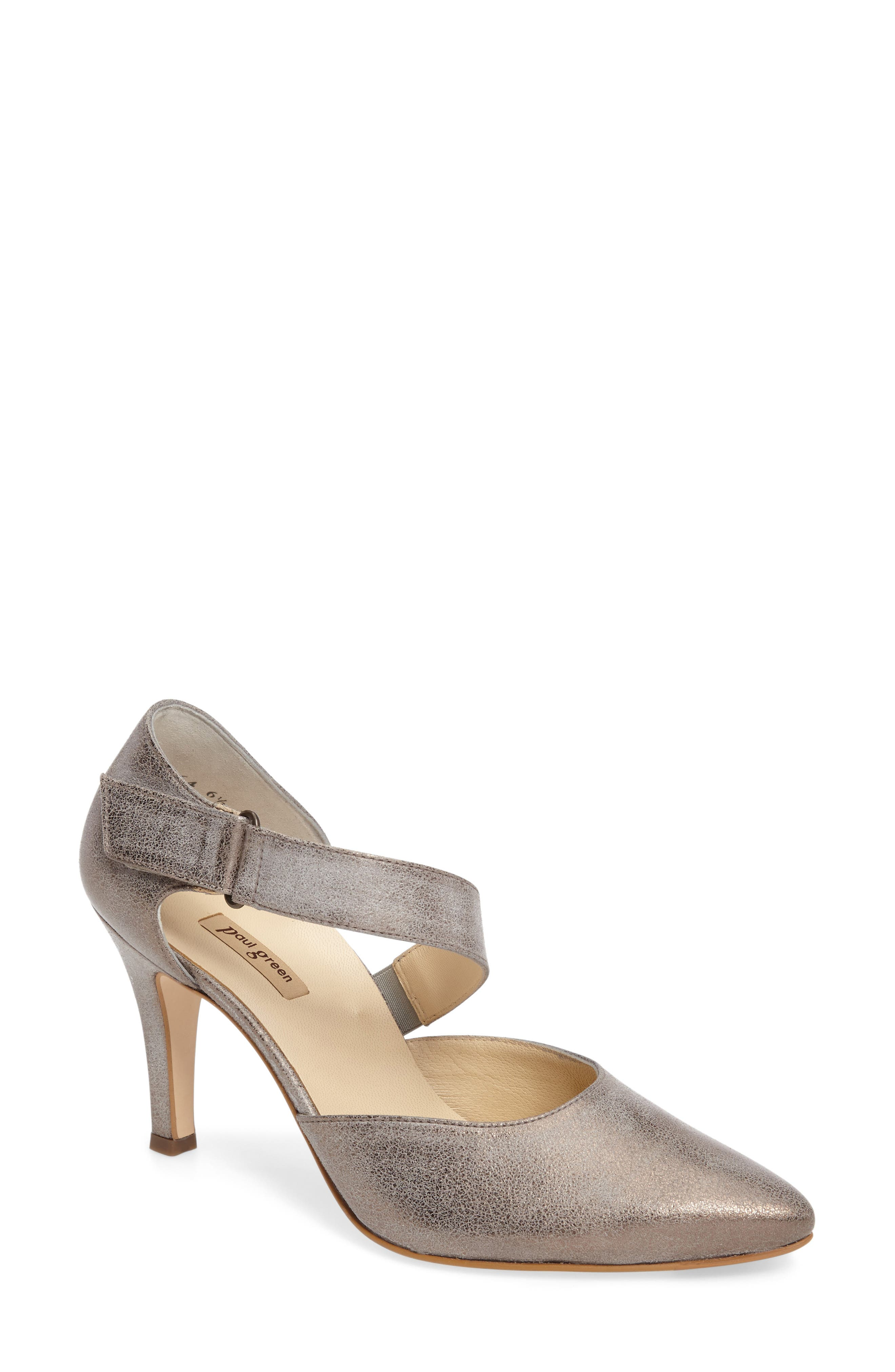 Paul Green 'Desire' Pointy Toe d'Orsay Pump (Women)