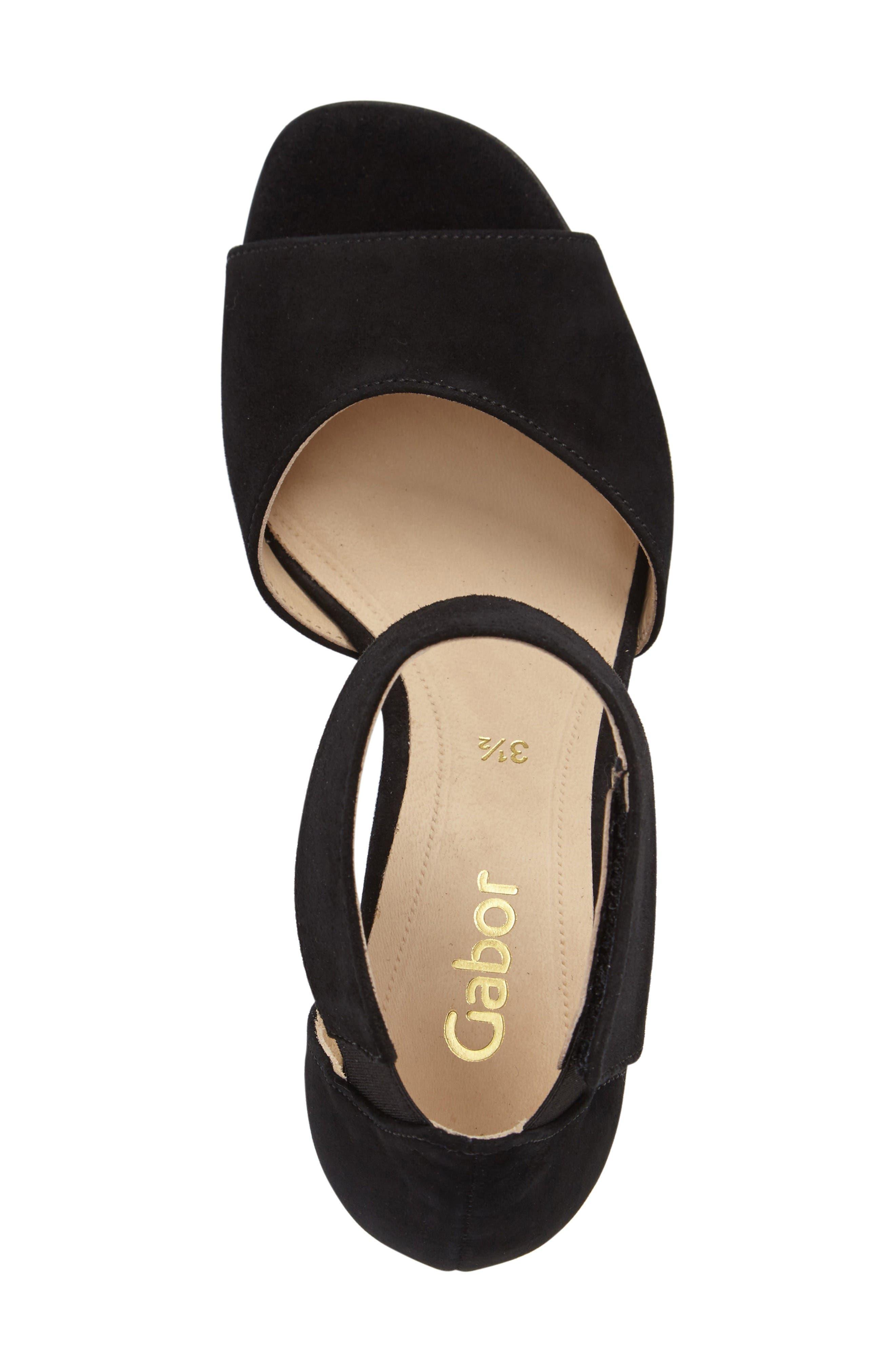 Alternate Image 3  - Gabor Ankle Strap Sandal (Women)