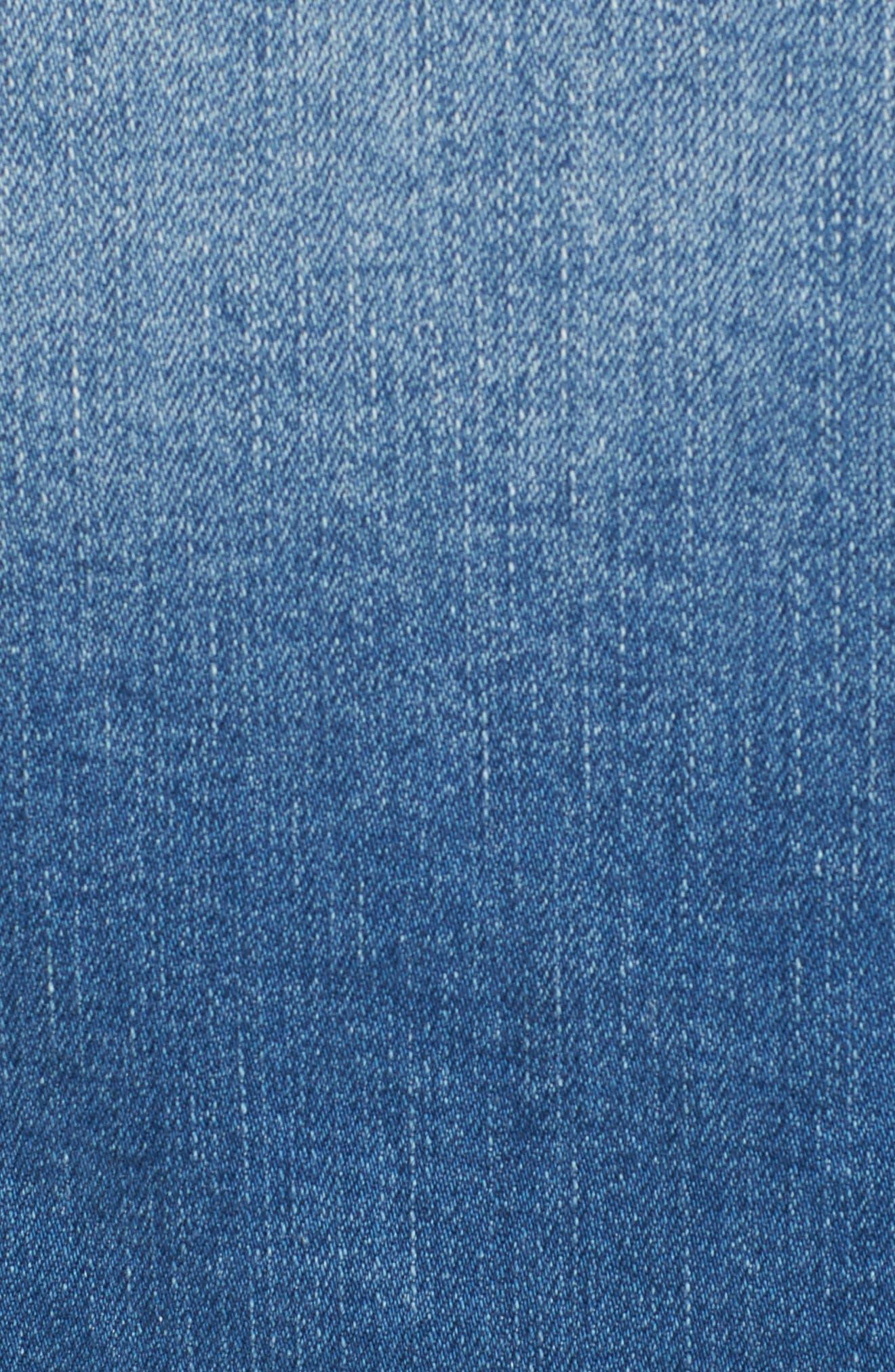 Alternate Image 5  - Mavi Jeans Samantha Denim Jacket