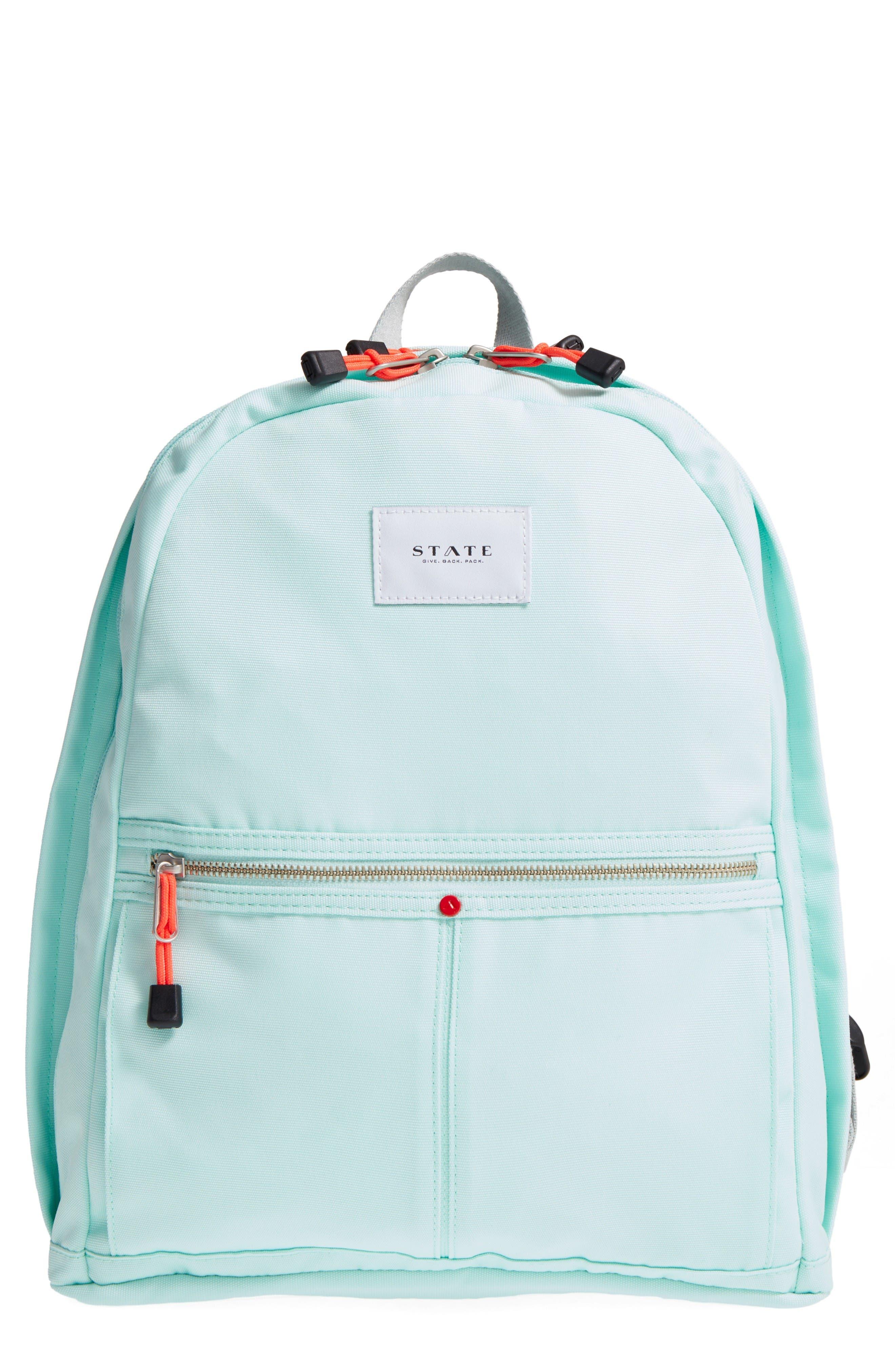 Kent Backpack,                         Main,                         color, Honeydew