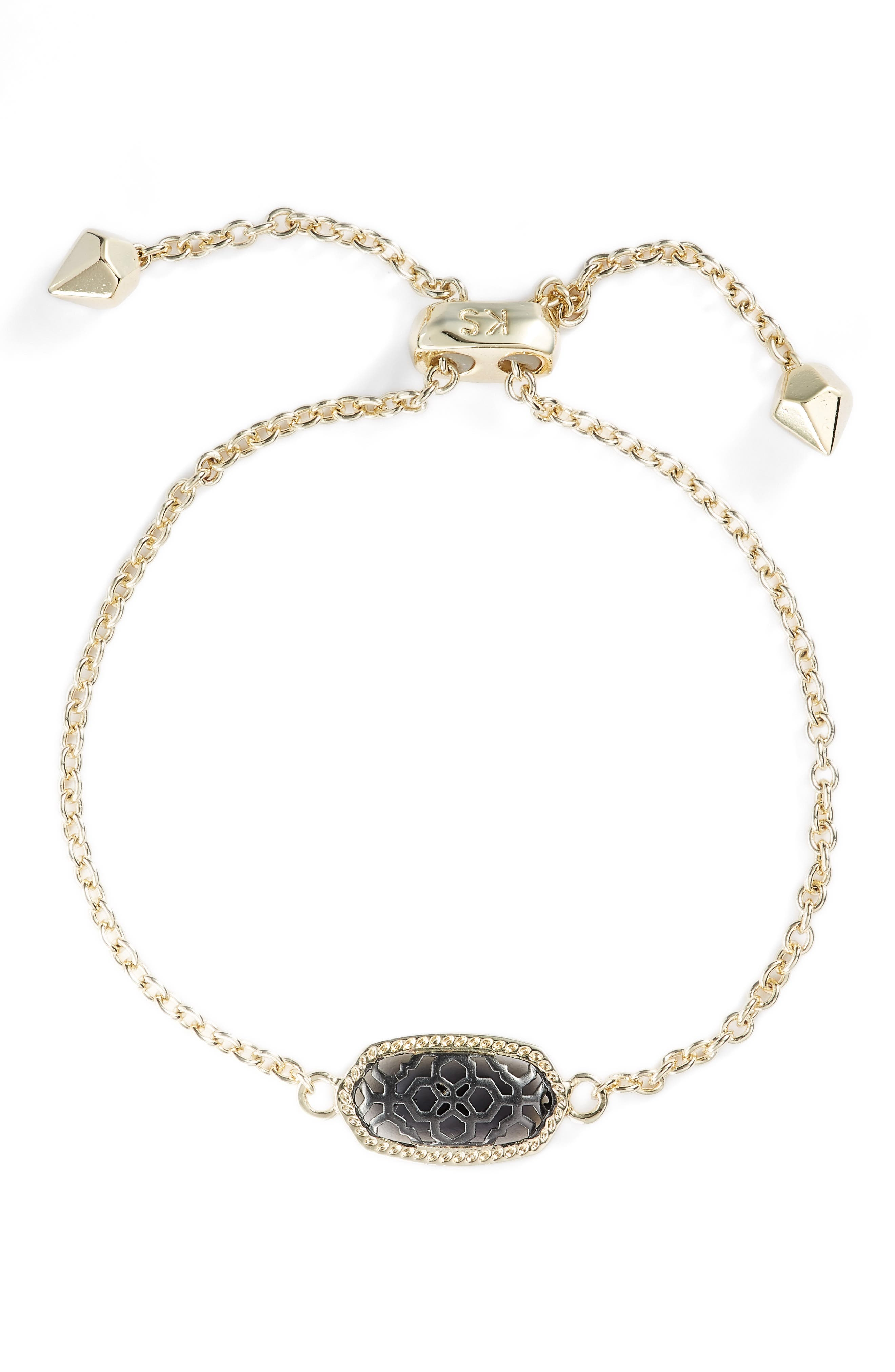 Alternate Image 1 Selected - Kendra Scott Elaina Openwork Bracelet