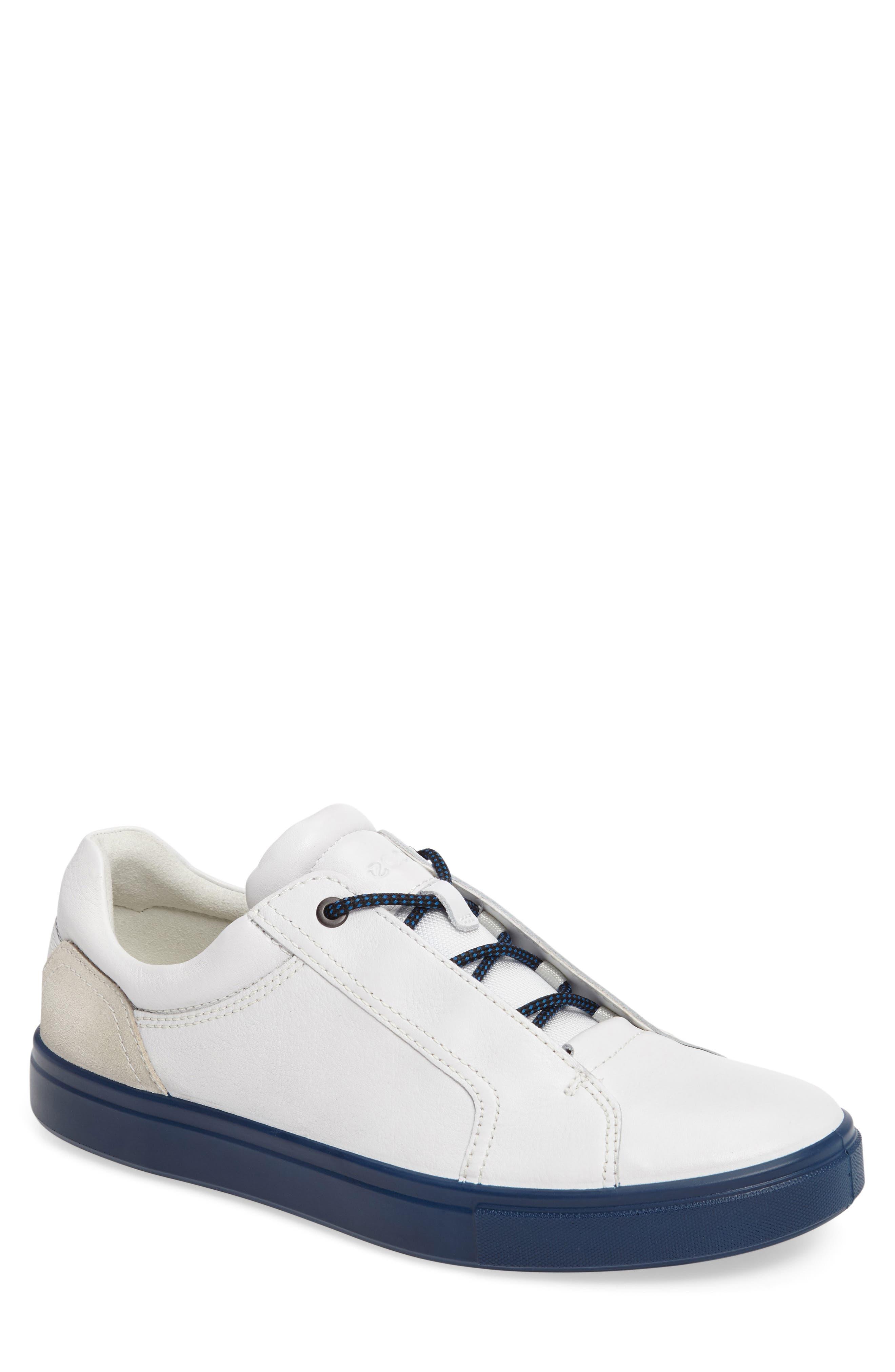 Kyle Sneaker,                             Main thumbnail 1, color,                             White