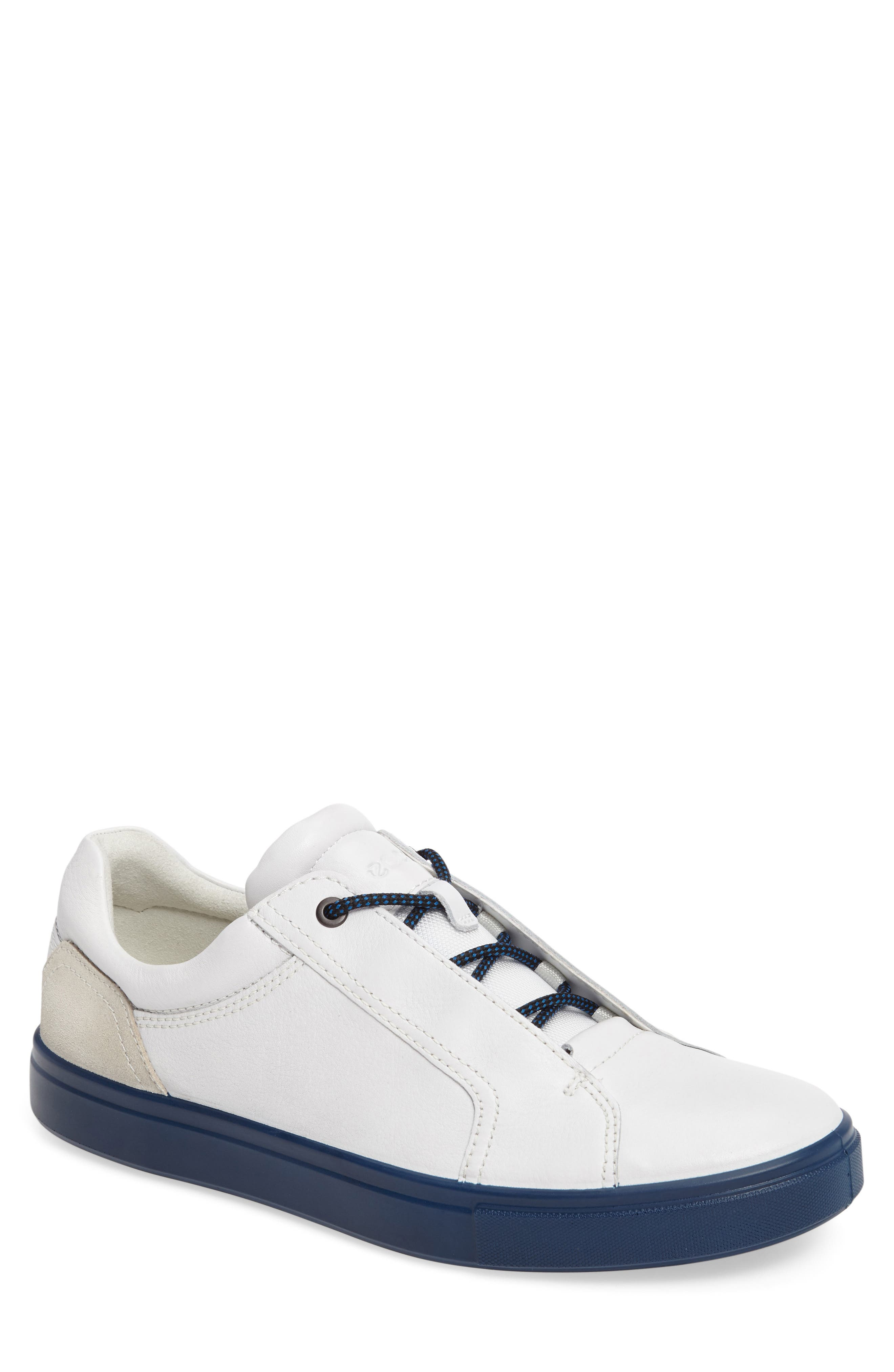 Kyle Sneaker,                         Main,                         color, White