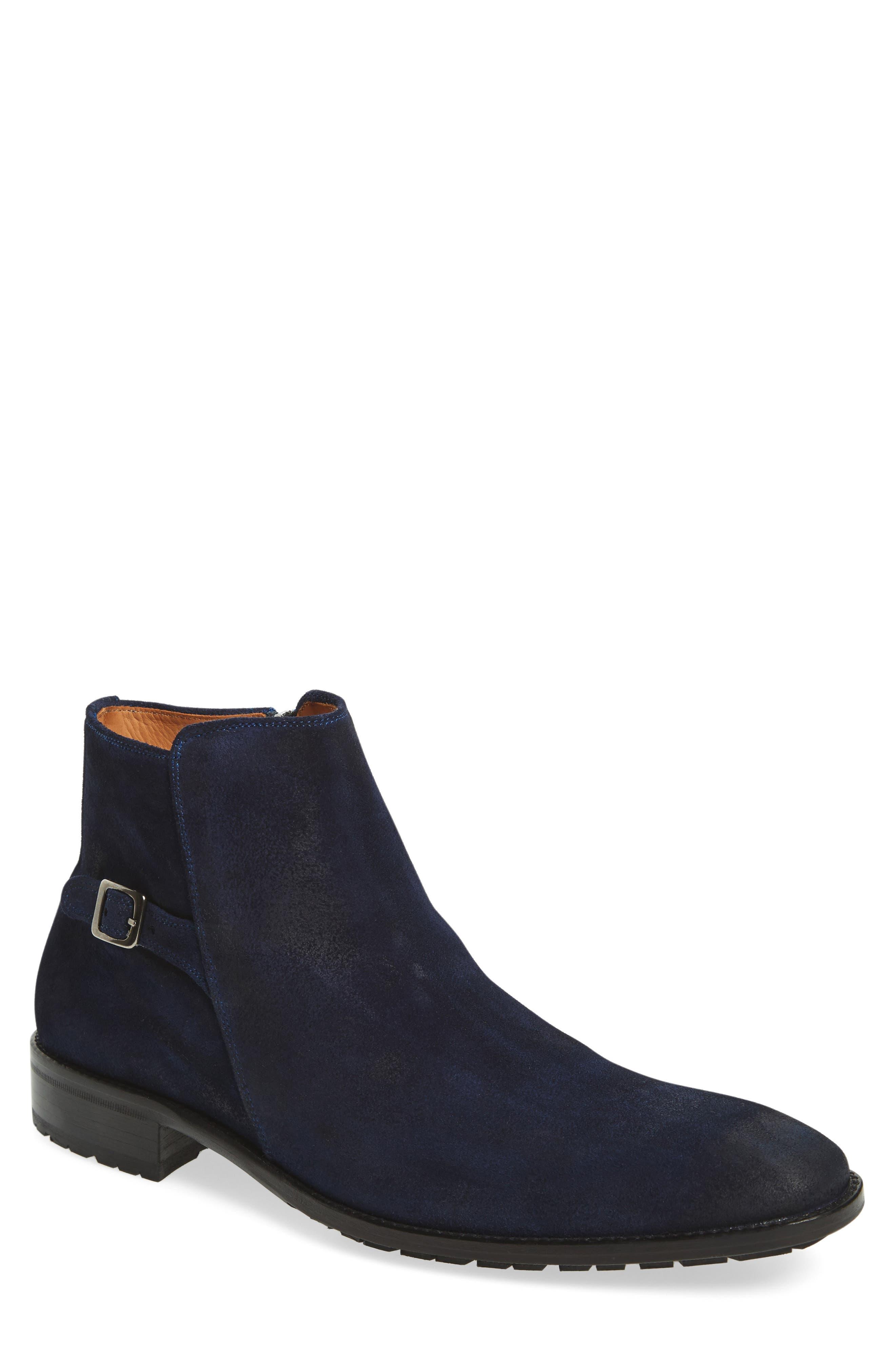 Alternate Image 1 Selected - Mezlan 'Elva' Zip Boot (Men)